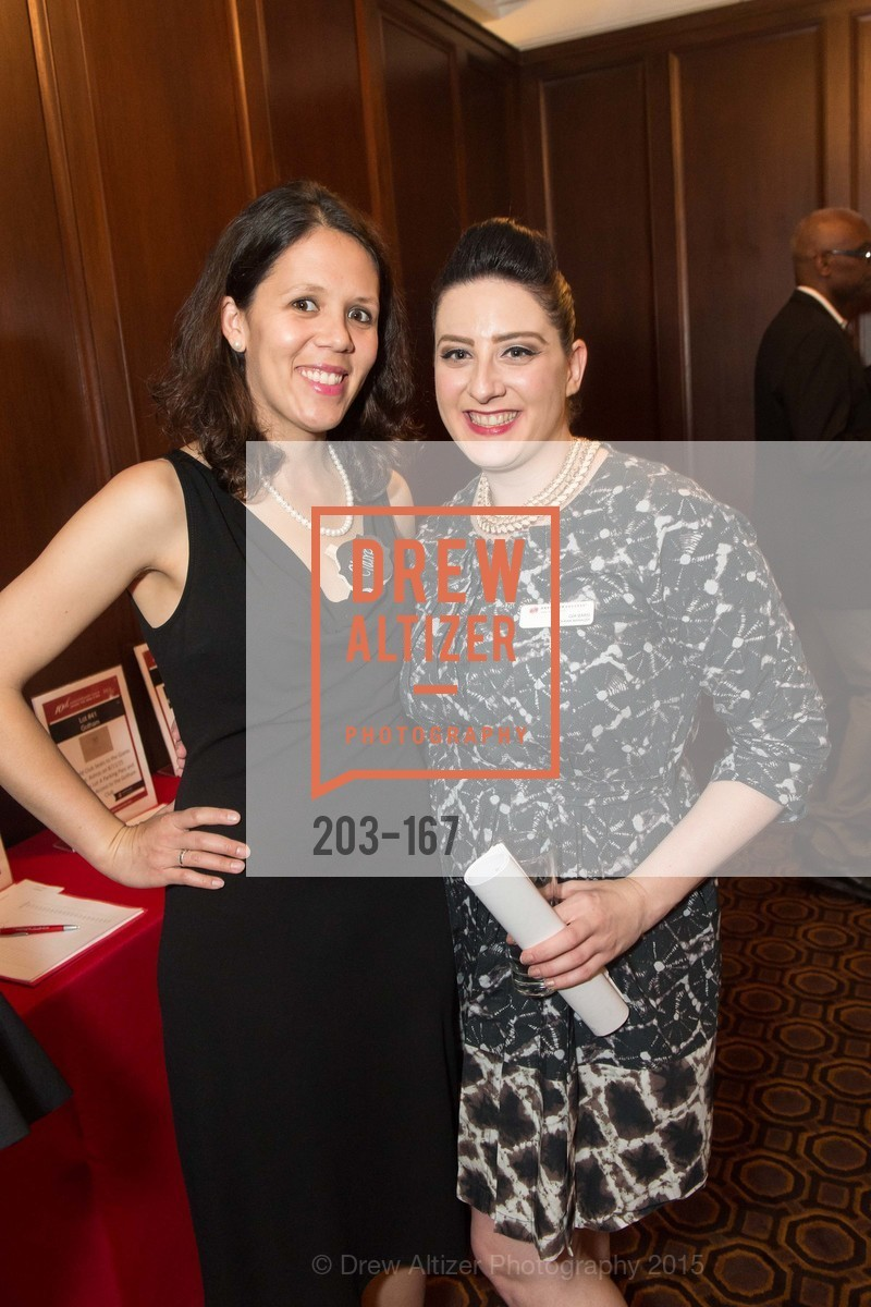 Claire Ramlan, Gia Parfi, Dress for Success San Francisco Hosts the 10th Annual