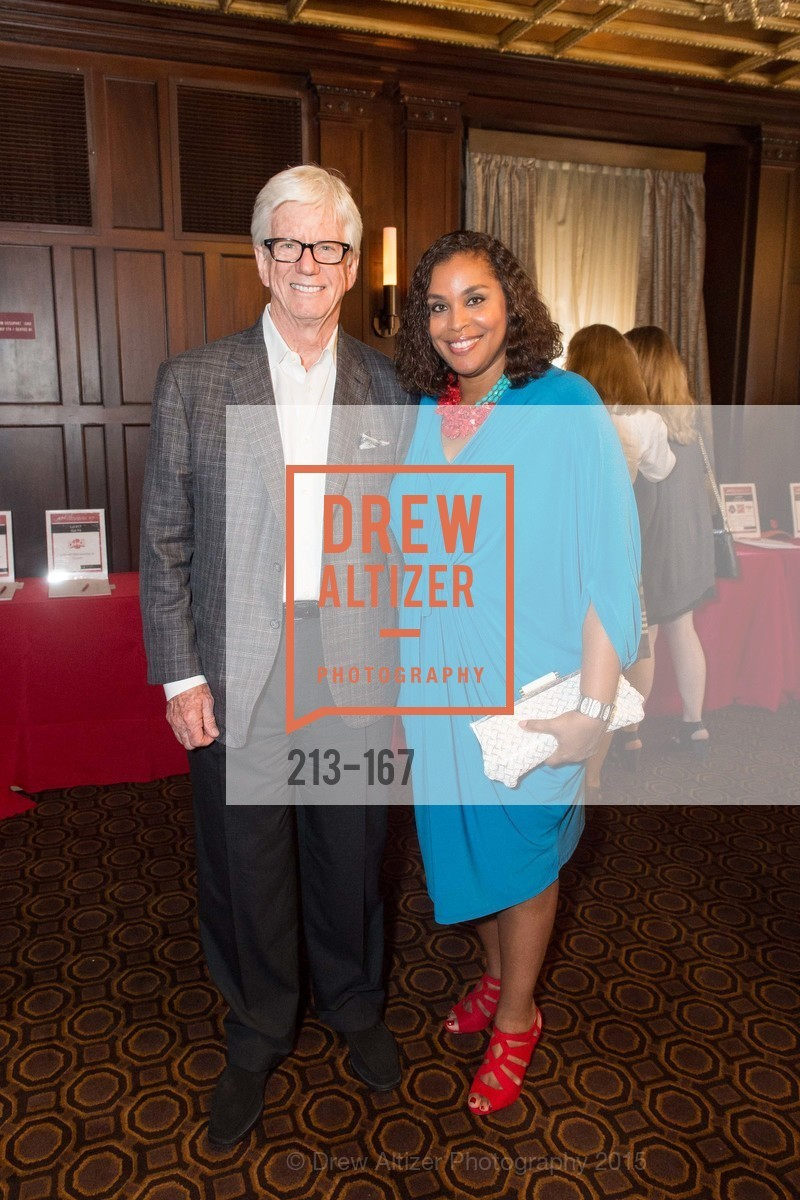 Rob Puccini, Joi Gordon, Dress for Success San Francisco Hosts the 10th Annual