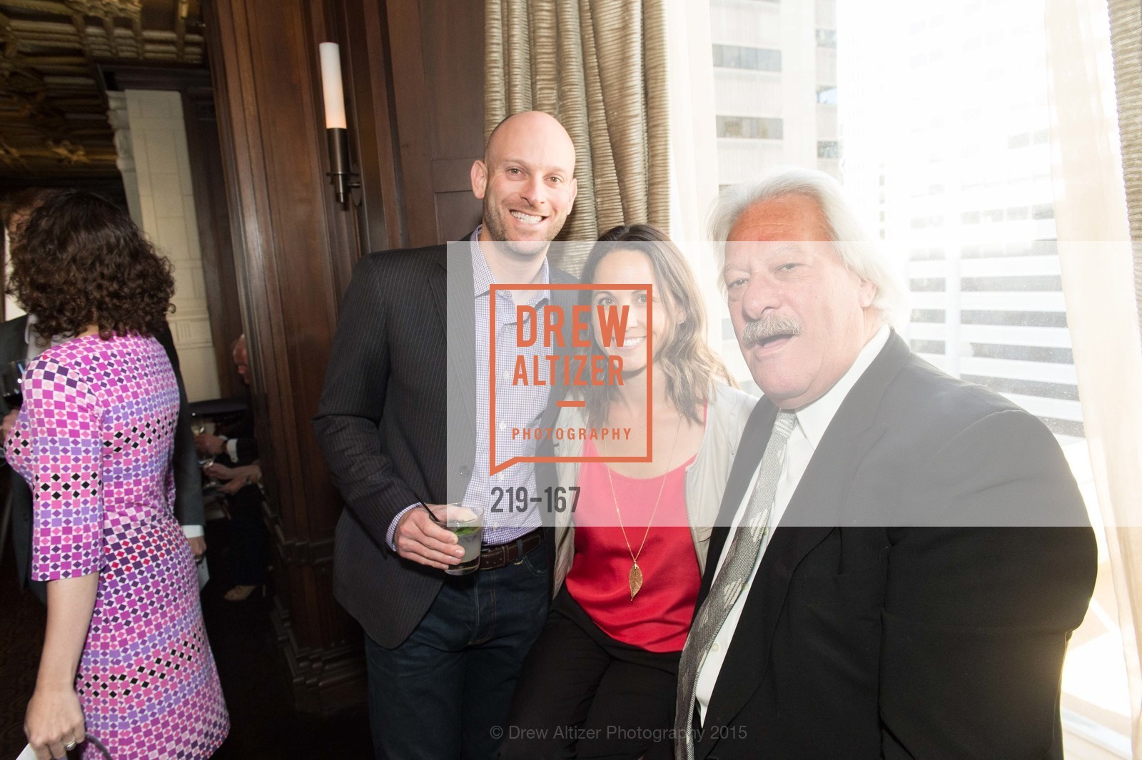 Damin Blumberg, Richard Blumberg, Dress for Success San Francisco Hosts the 10th Annual
