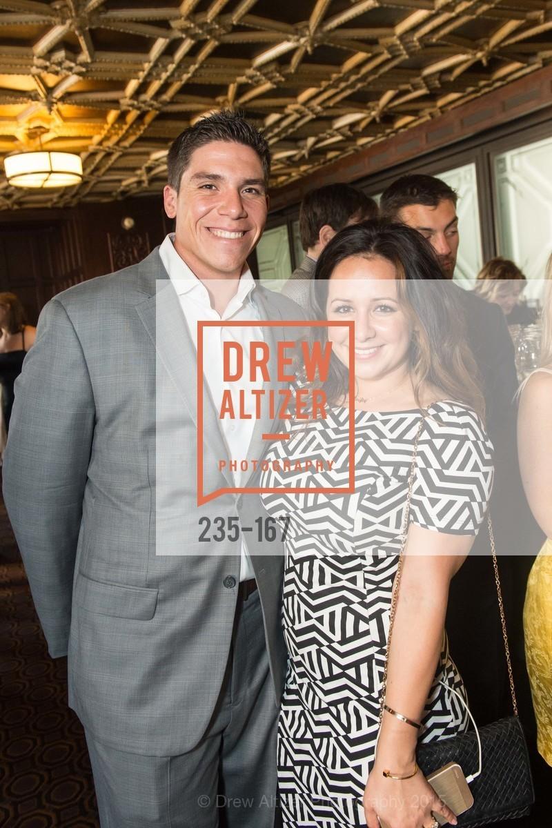 Nick Loredo, Jordan Carmack, Dress for Success San Francisco Hosts the 10th Annual