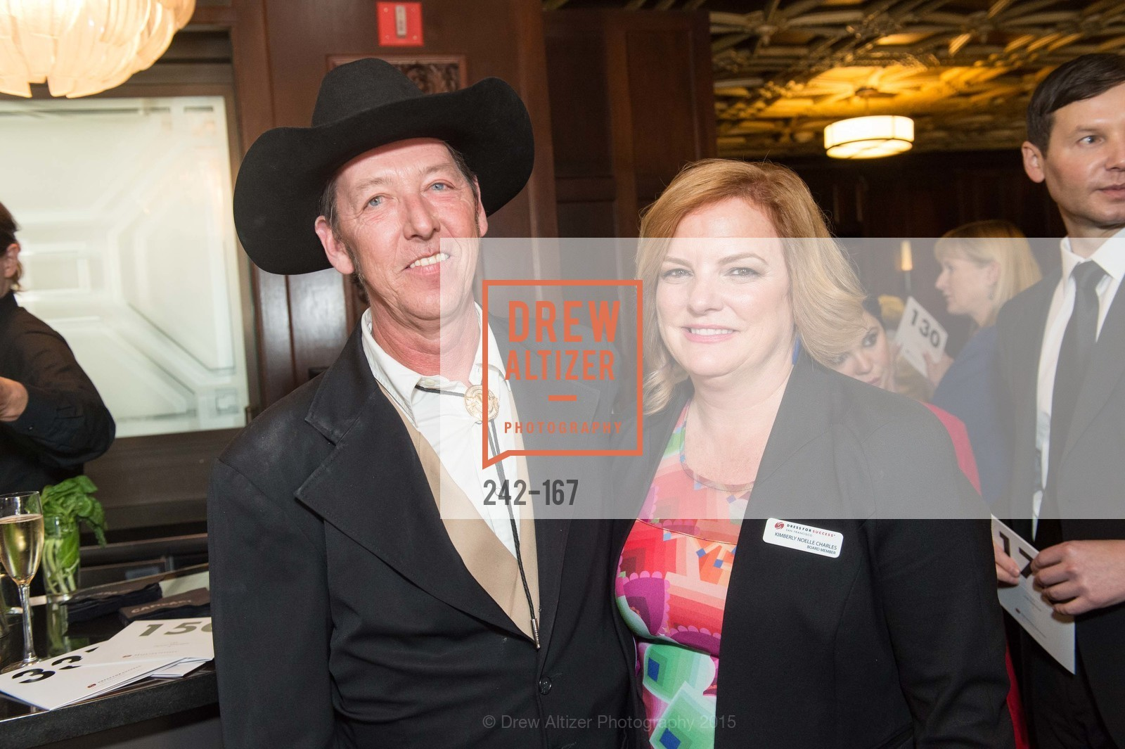 Killian MacGerhaghty, Kimberly Noelle Charleston, Dress for Success San Francisco Hosts the 10th Annual