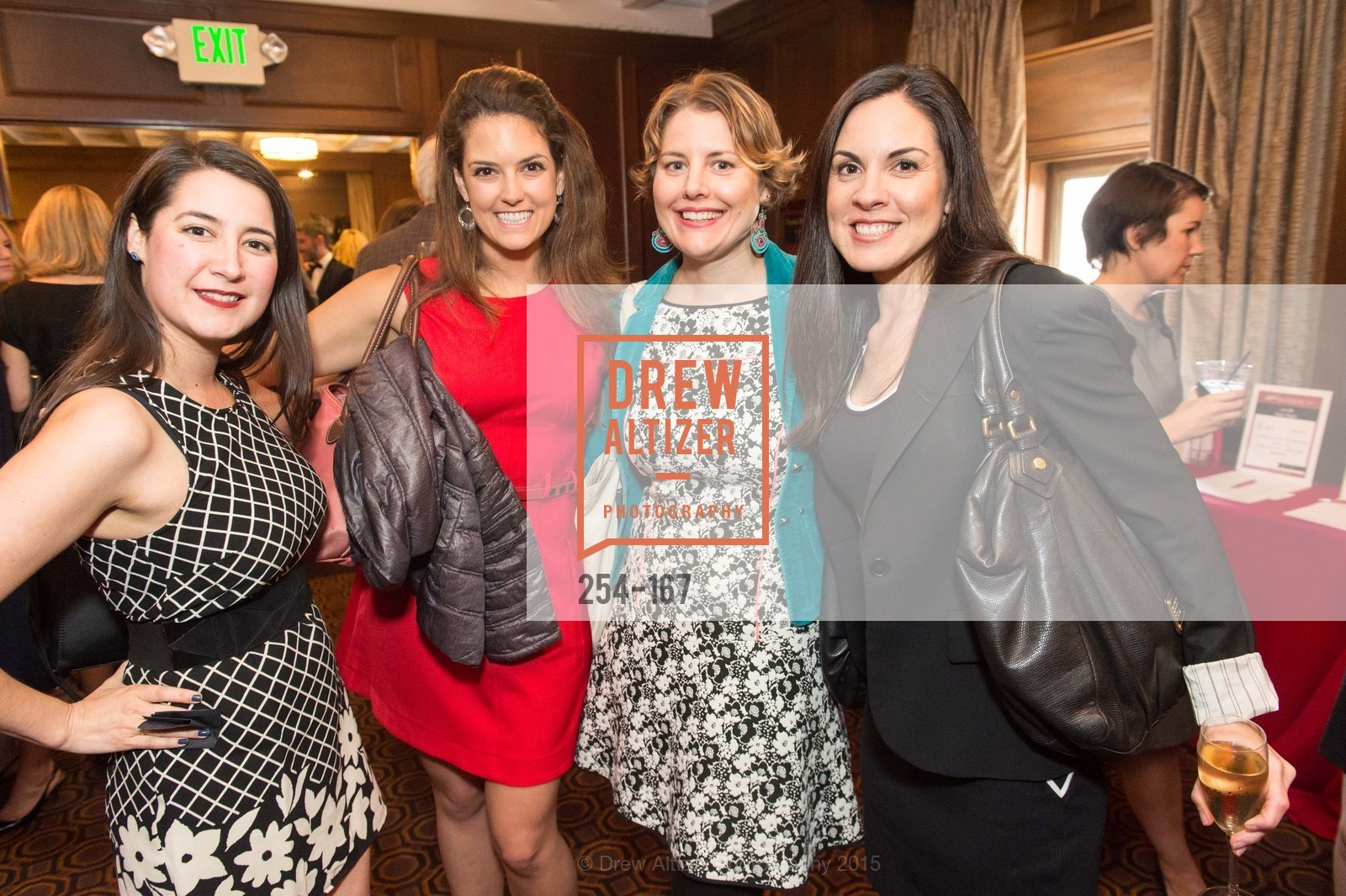 Vanessa Mange, Sabrina Judge, Jessica Madrigal, Dress for Success San Francisco Hosts the 10th Annual