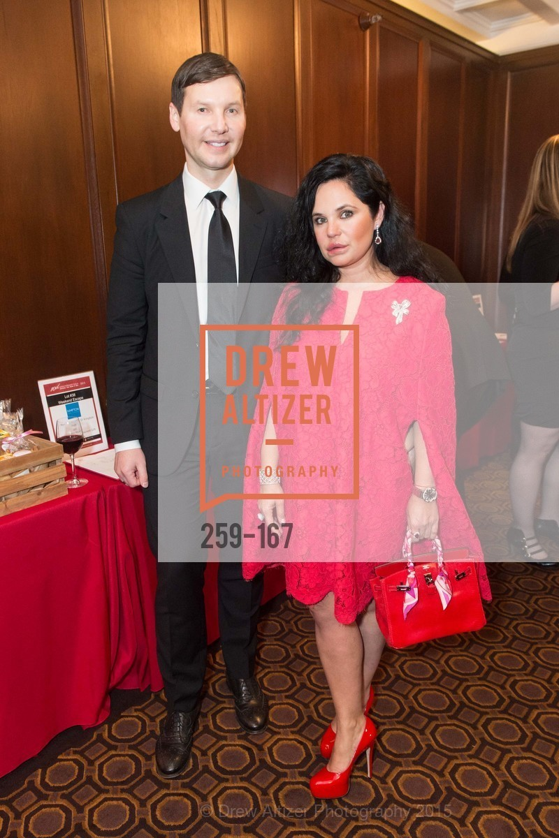 Ivan Bekichev, Rada Katz, Dress for Success San Francisco Hosts the 10th Annual