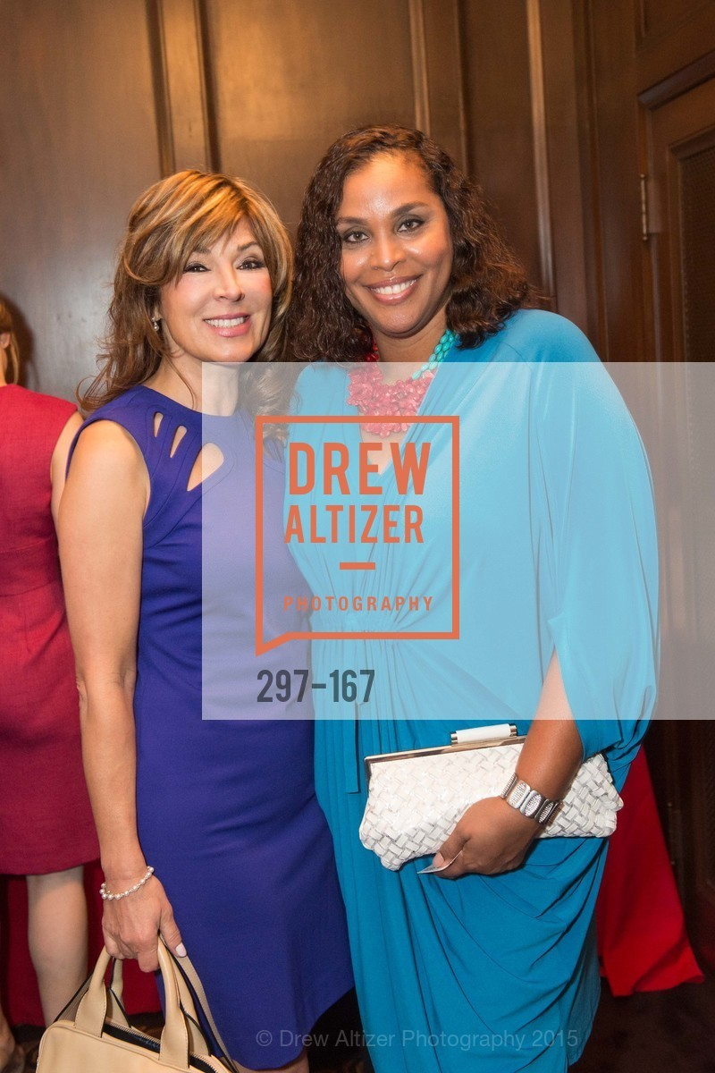 Vicki Liviakis, Joi Gordon, Dress for Success San Francisco Hosts the 10th Annual