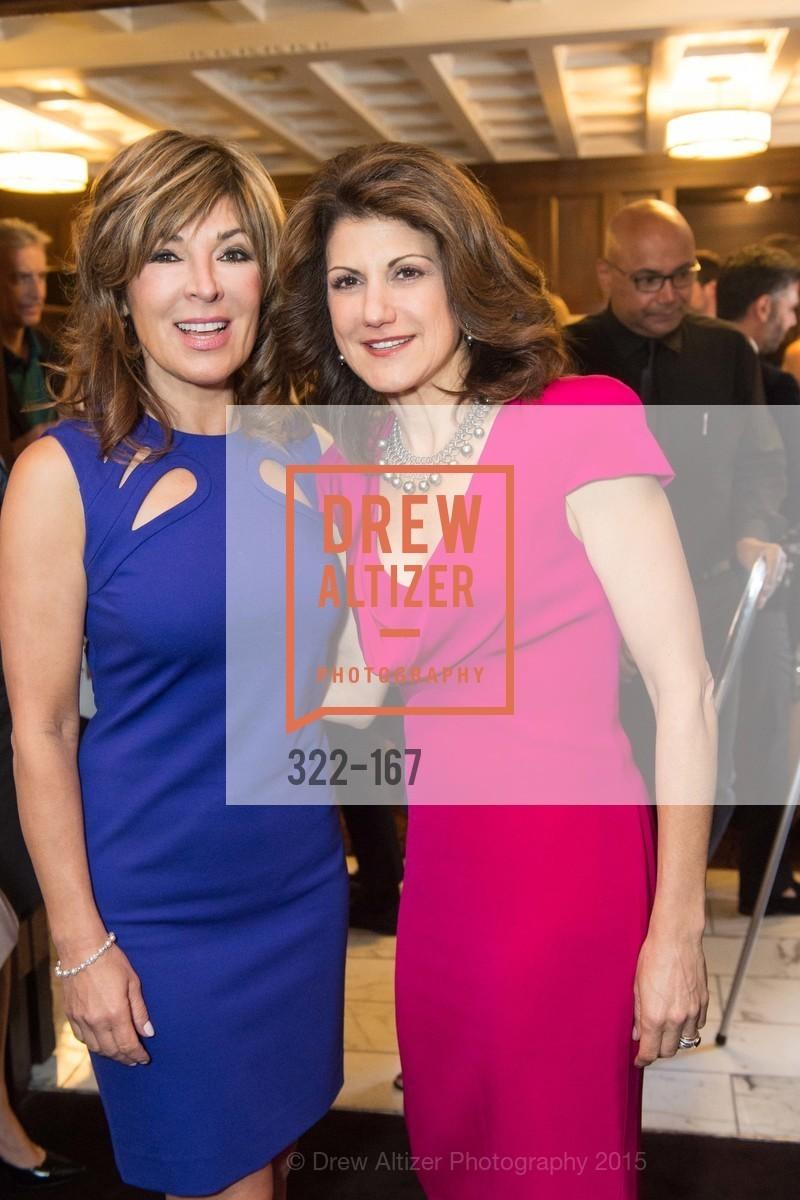Vicki Liviakis, Niki Leondakis, Dress for Success San Francisco Hosts the 10th Annual