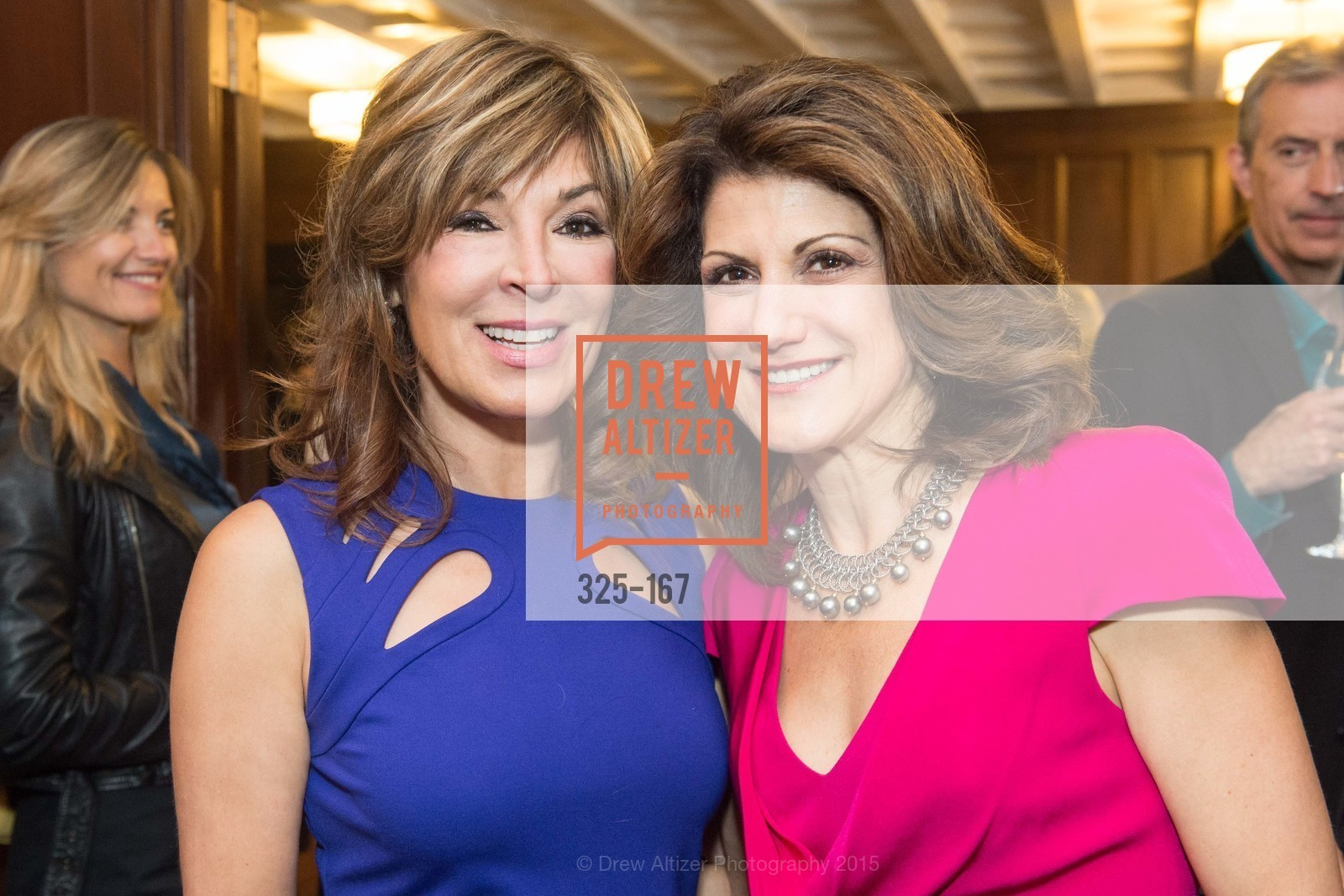 Vicki Liviakis, Niki Leondakis, Dress for Success San Francisco Hosts the 10th Annual