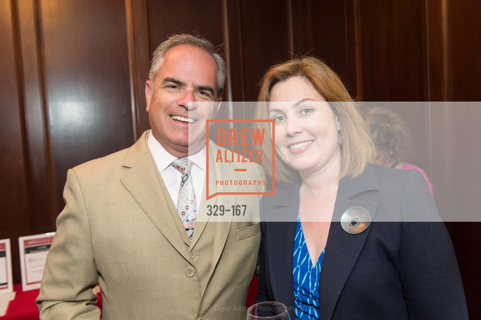Todd Wynne-Barry, Jennifer Lande, Dress for Success San Francisco Hosts the 10th Annual
