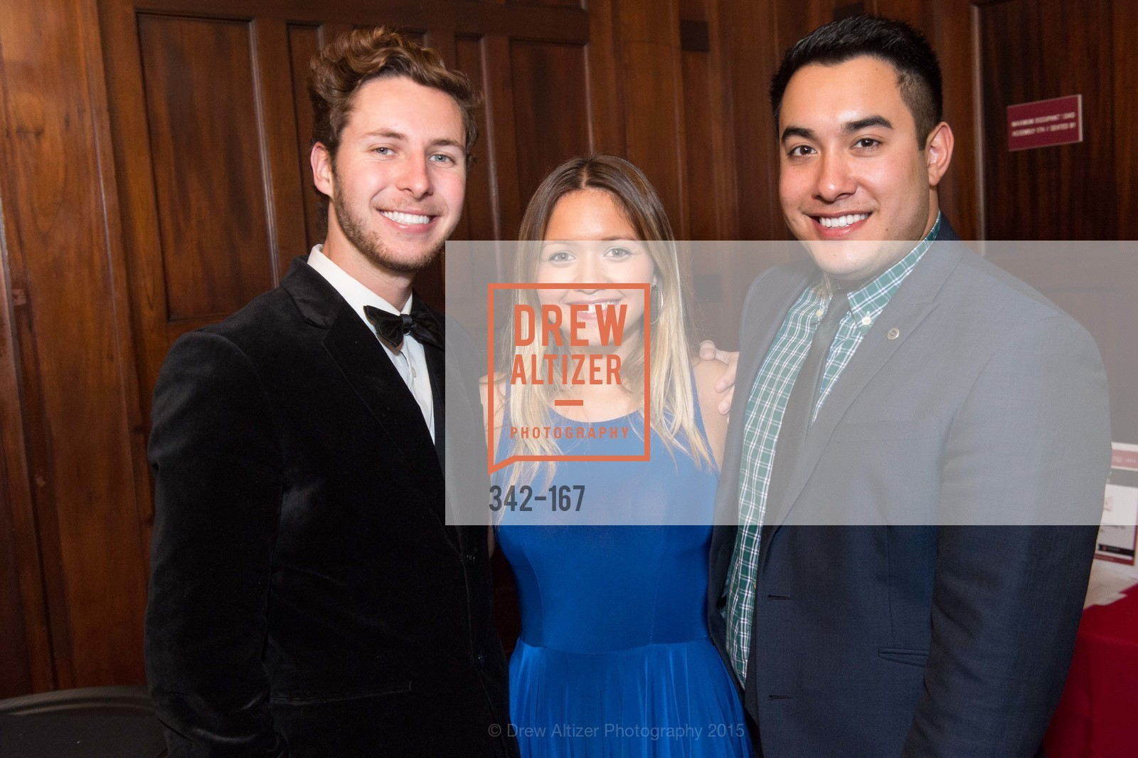 Matt Friske, Alexis Cueva, Joey Outlang, Dress for Success San Francisco Hosts the 10th Annual