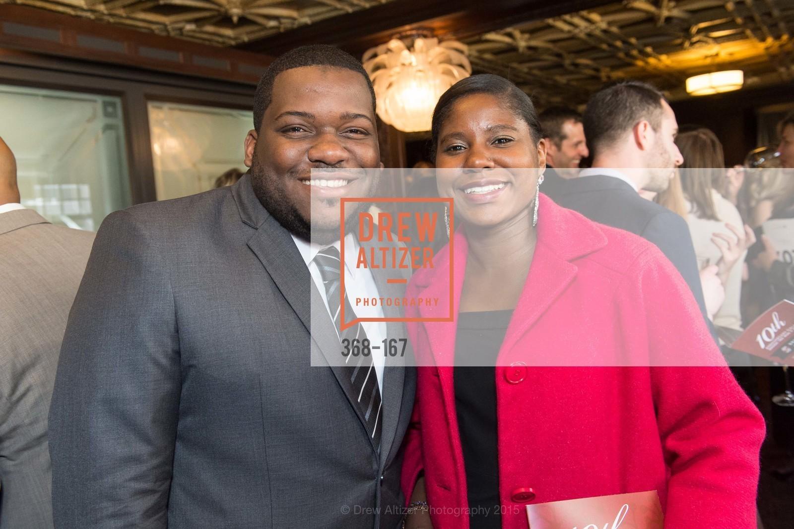 Rhianna Harris, Dress for Success San Francisco Hosts the 10th Annual