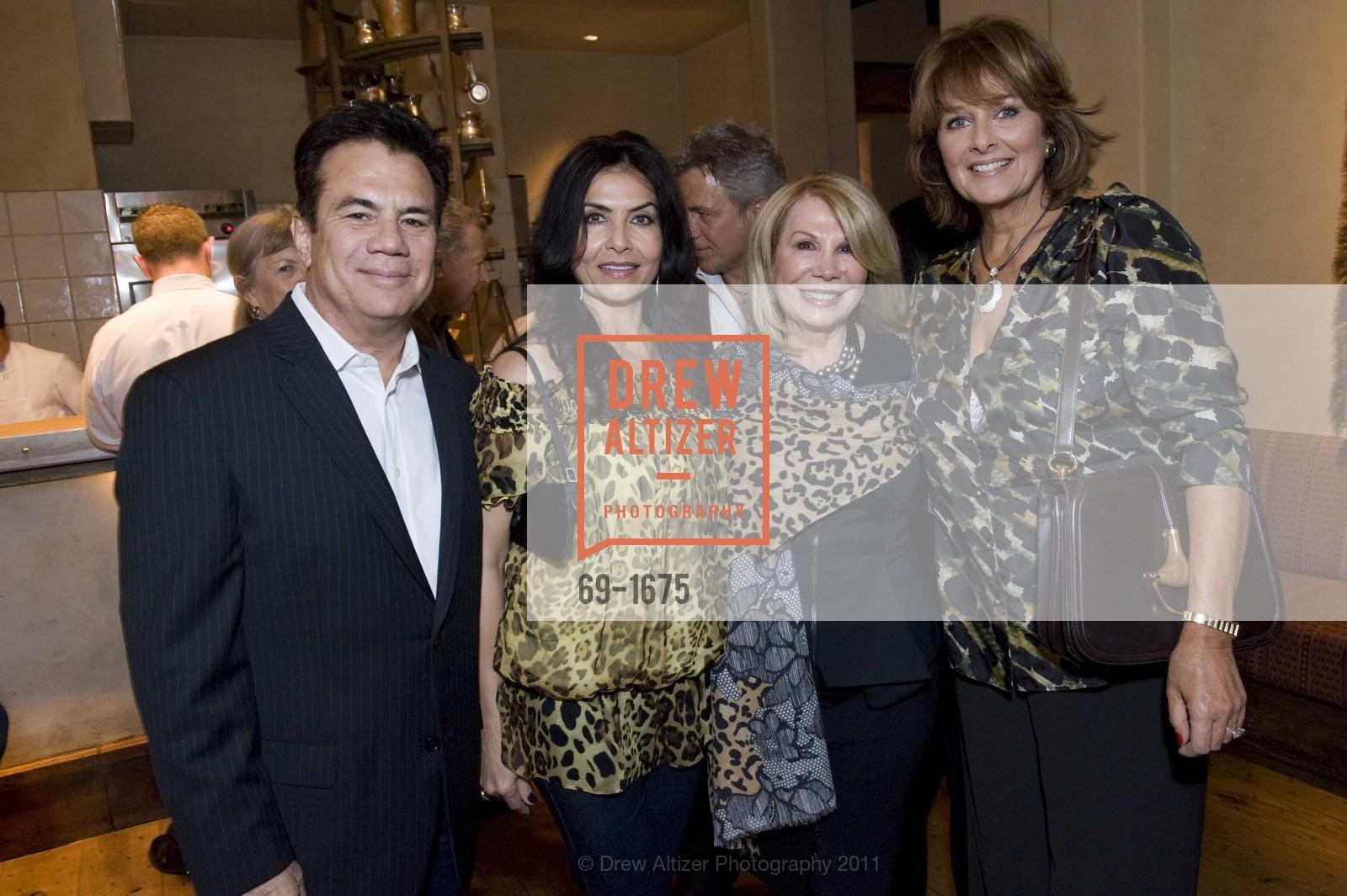 Kenny Frangadakis, Cory Lerios, Maria Lerios, Angie Frangadakis, Christina Ferrare, Photo #69-1675