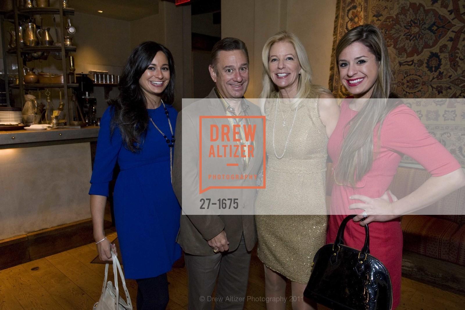 Christina Padis, Steve Padis, Judy Padis, Alexis MacMunn, Photo #27-1675
