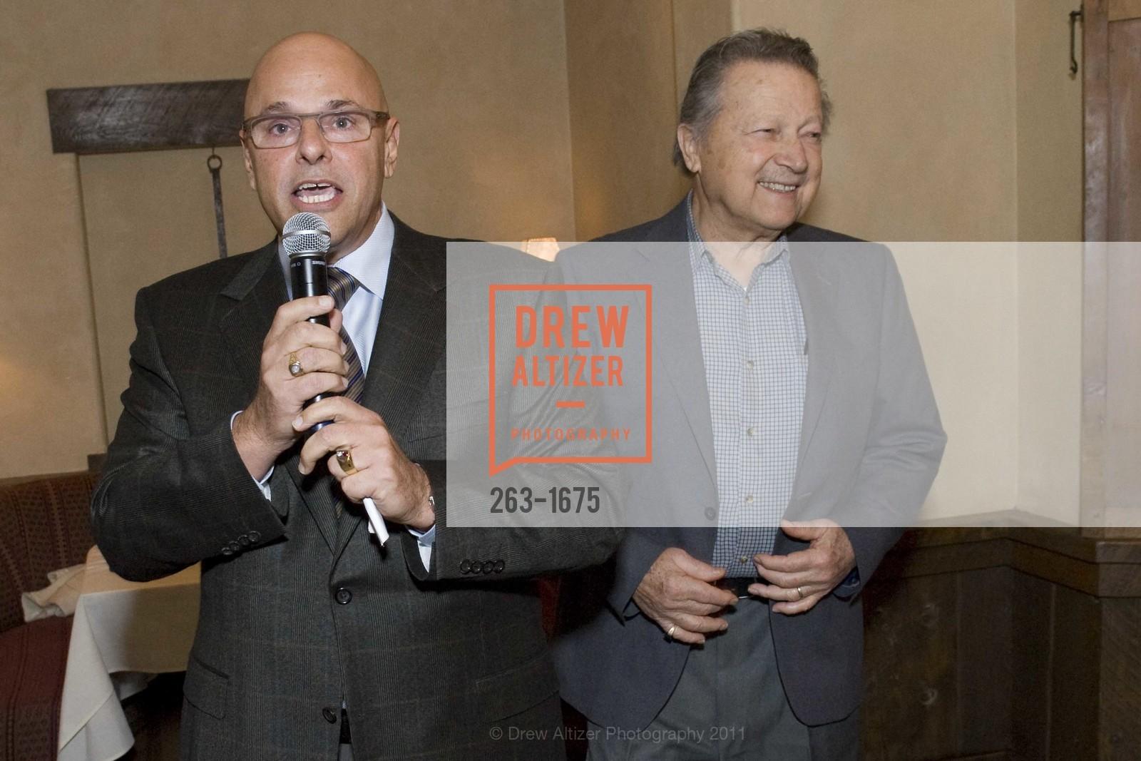 Tony Saris, Louie Gundunas, Photo #263-1675