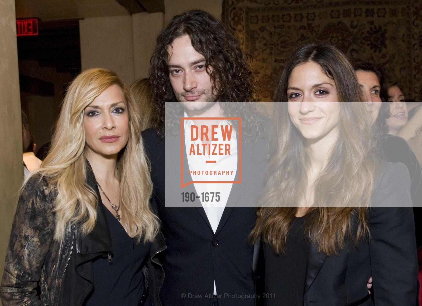 Anna Vissi, Constantine Maroulis, Sofia Karvela, Photo #190-1675