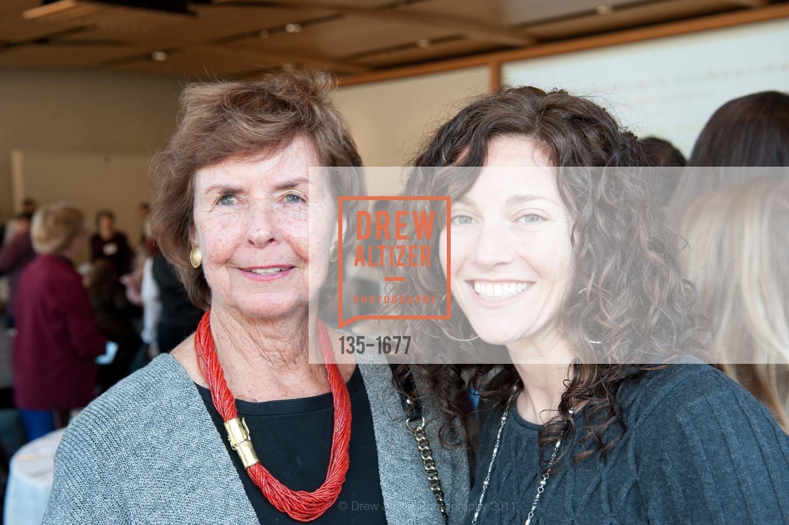 Charlene Harvey, Rachel Blumenthal, Photo #135-1677