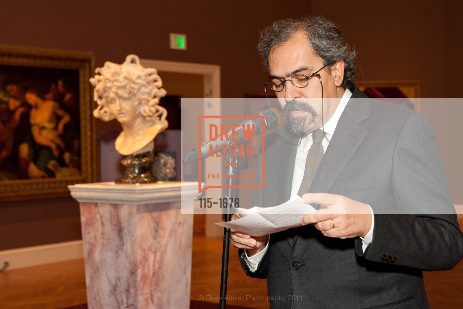 Claudio Parisi Presicce, Photo #115-1678