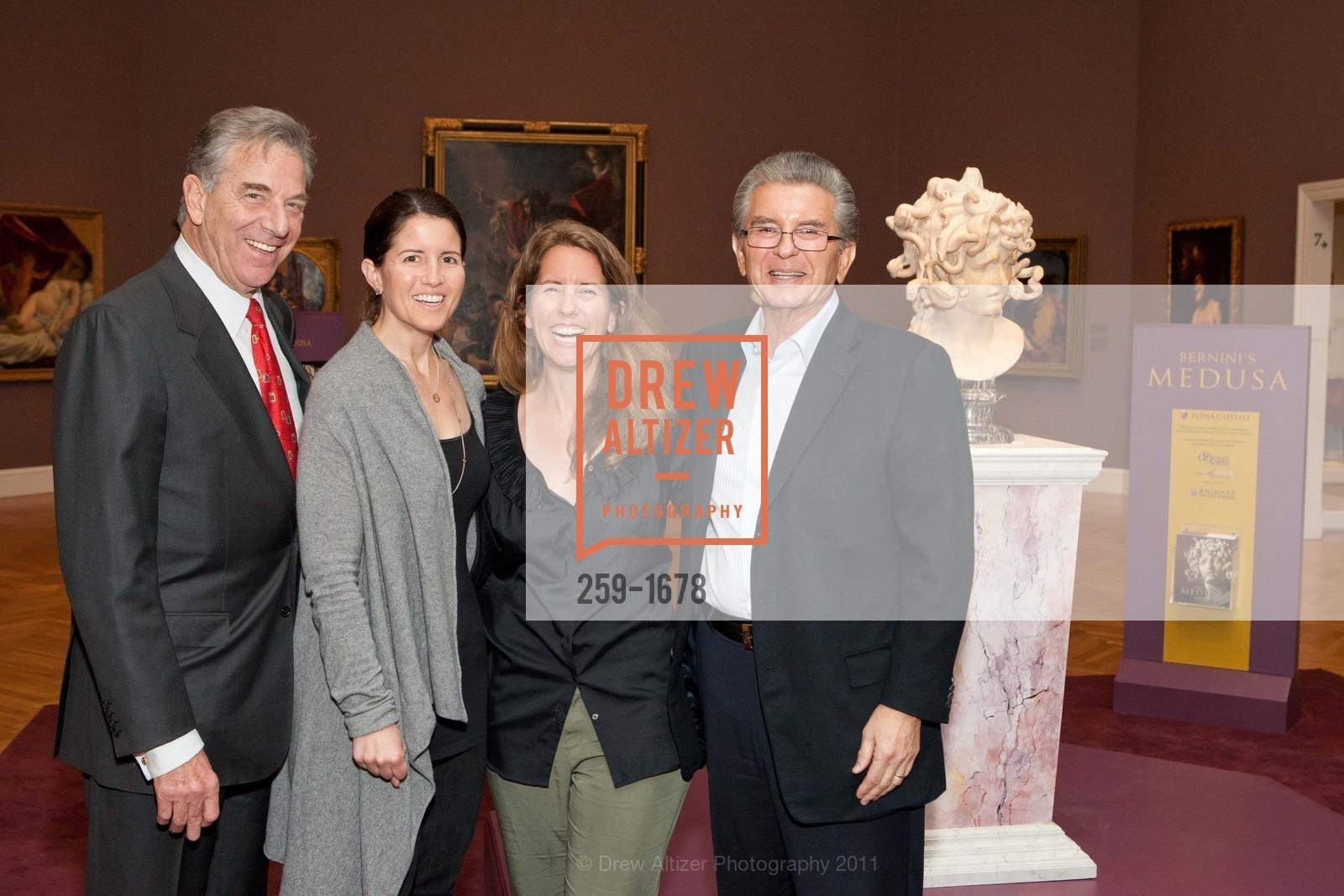 Paul Pelosi, Alexandria Marcus, Mary Jane Marcus, George Marcus, Photo #259-1678