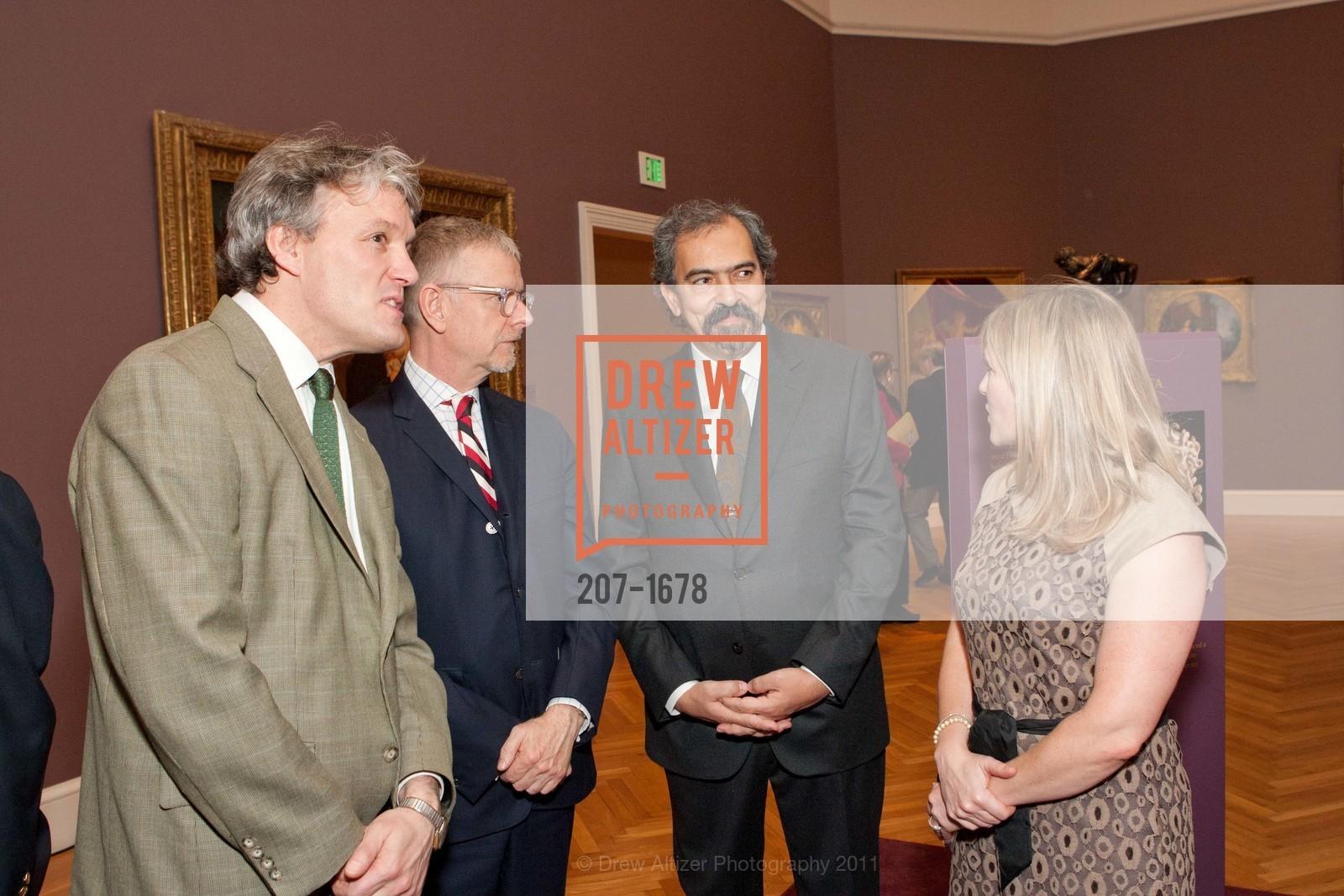 Julian Cox, Martin Chapman, Claudio Parisi Presicce, Maria Santangelo, Photo #207-1678