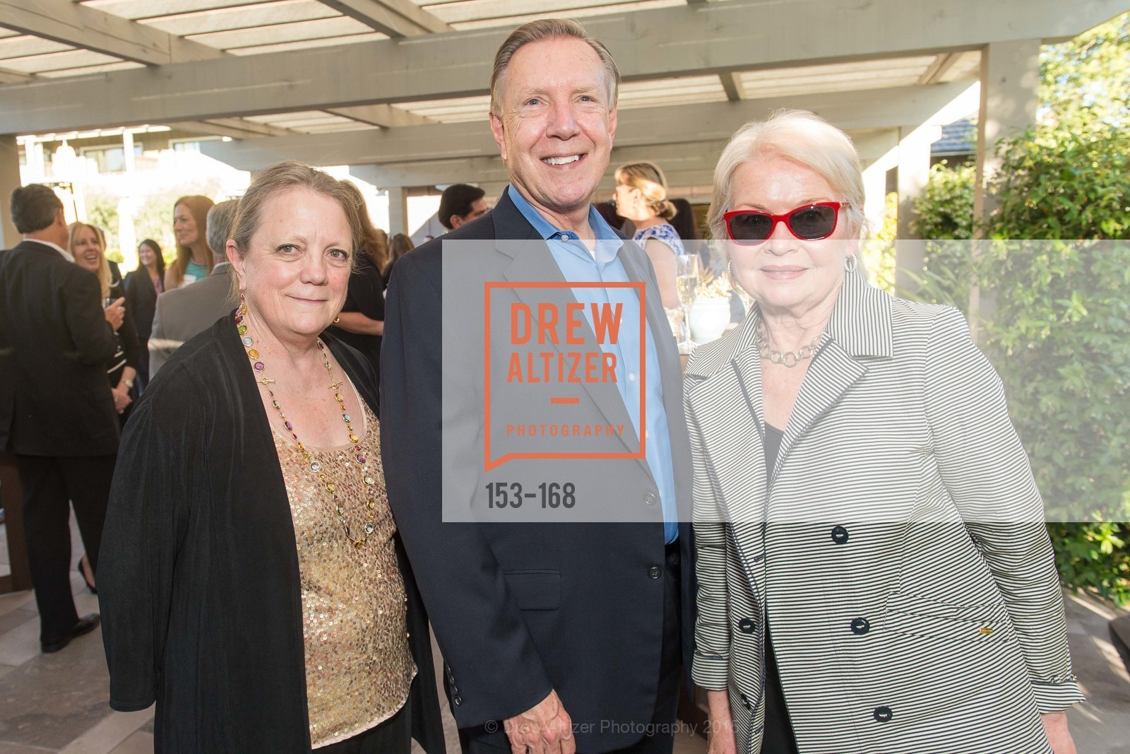 Georgie Gleim, Bob Campbell, Pam Brandin, Menlo Charity Horse Show Sponsor Party , Rosewood Resort and Spa. 190 Park Lane, June 15th, 2015,Drew Altizer, Drew Altizer Photography, full-service agency, private events, San Francisco photographer, photographer california