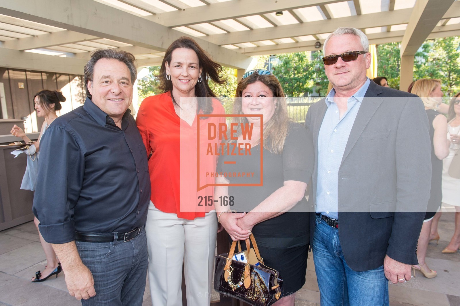 Stephen Silver, Connie Norlander, Lisa Sears, Robert Sears, Menlo Charity Horse Show Sponsor Party , Rosewood Resort and Spa. 190 Park Lane, June 15th, 2015,Drew Altizer, Drew Altizer Photography, full-service agency, private events, San Francisco photographer, photographer california