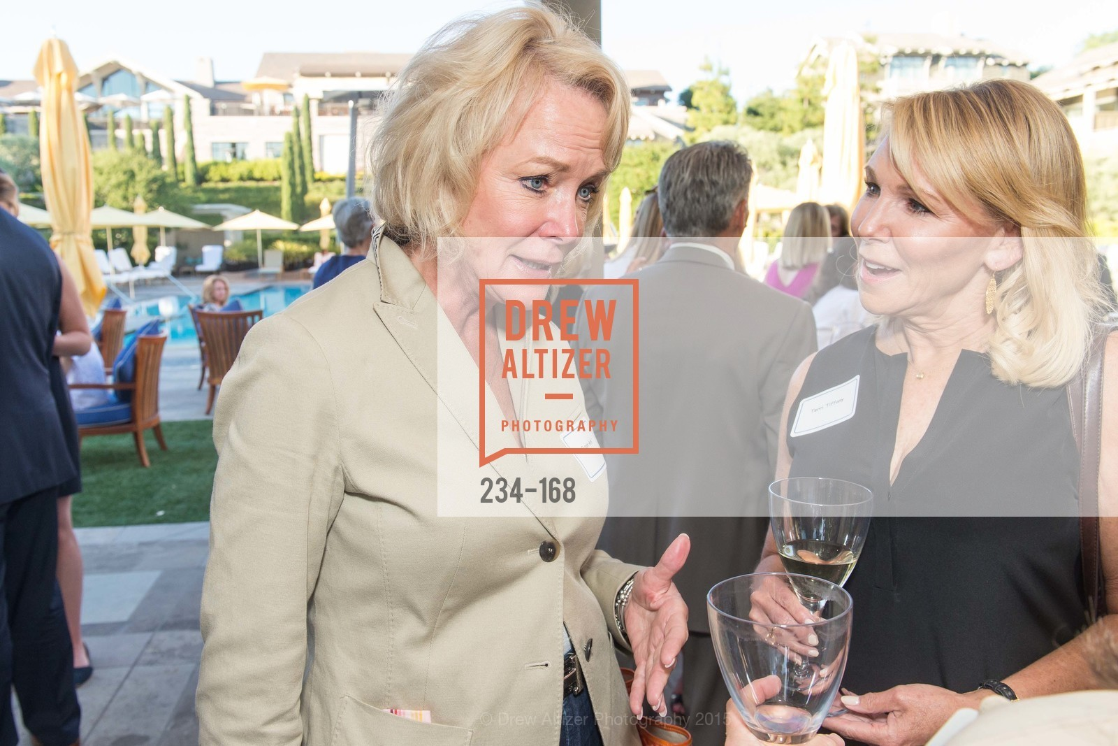 Susan Graf, Terri Tiffany, Menlo Charity Horse Show Sponsor Party , Rosewood Resort and Spa. 190 Park Lane, June 15th, 2015,Drew Altizer, Drew Altizer Photography, full-service agency, private events, San Francisco photographer, photographer california