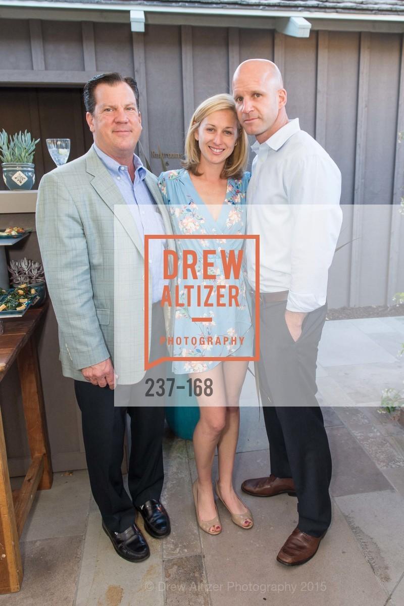 Paul Stickland, Kelly Deytoonian, Dean Filpowicz, Photo #237-168