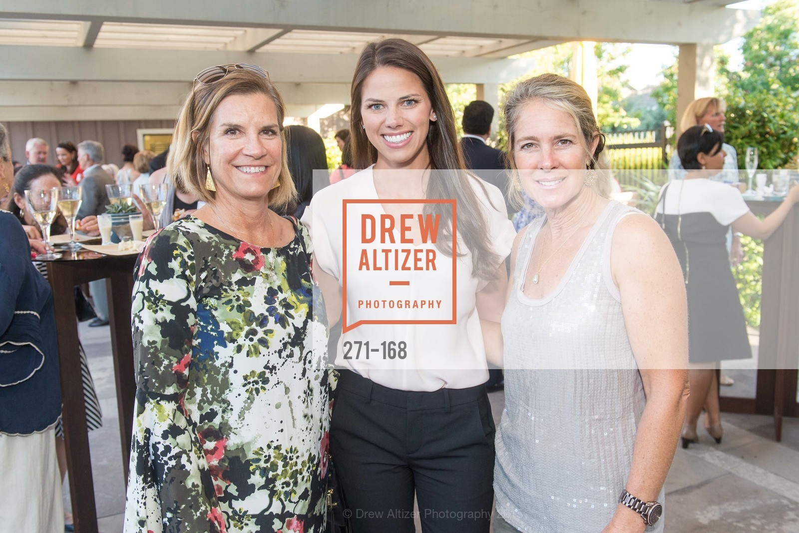 Holly Andrews, Kristen Hiller, Denise Charlebois, Menlo Charity Horse Show Sponsor Party , Rosewood Resort and Spa. 190 Park Lane, June 15th, 2015,Drew Altizer, Drew Altizer Photography, full-service agency, private events, San Francisco photographer, photographer california
