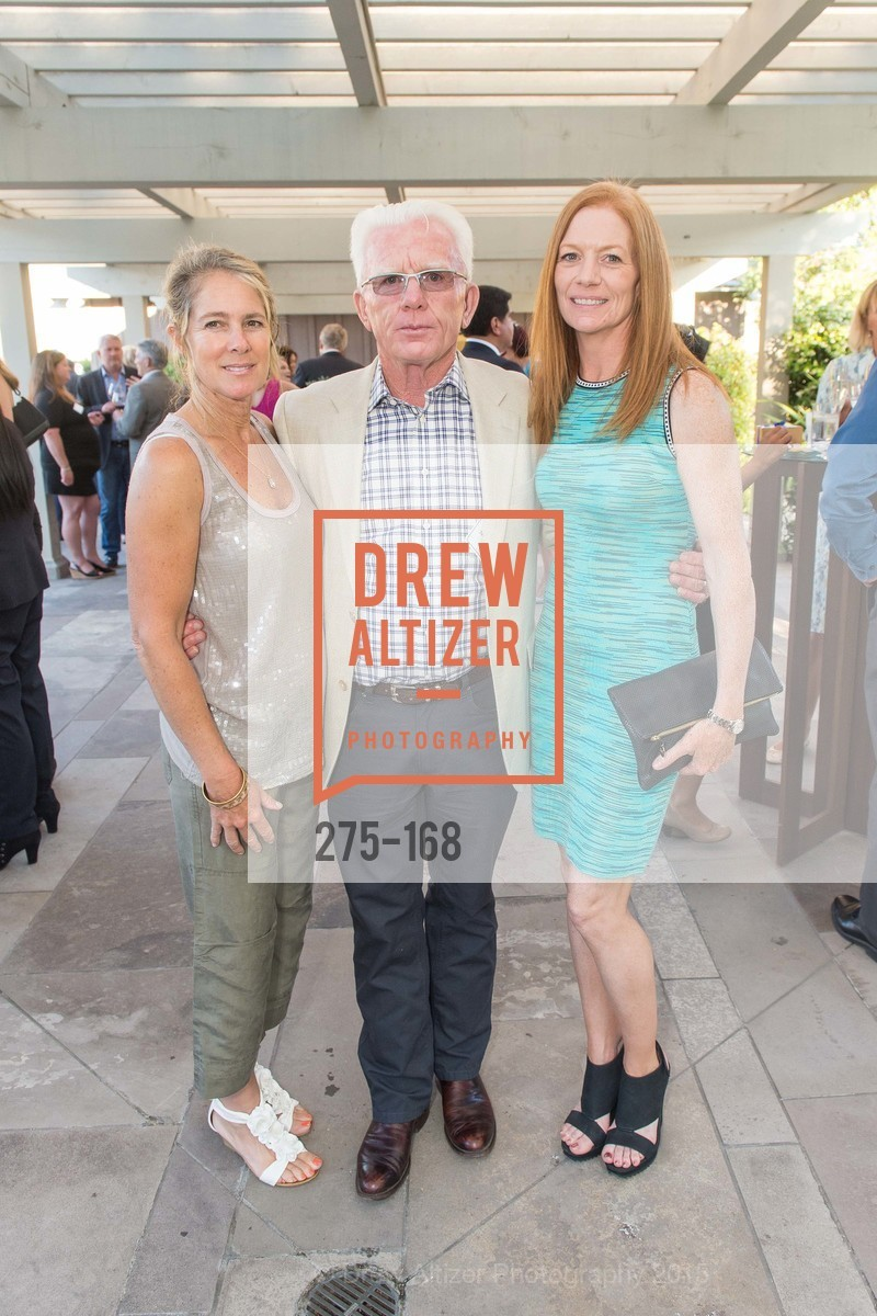 Denise Charlebois, John Charlebois, Peggy Munkbale, Menlo Charity Horse Show Sponsor Party , Rosewood Resort and Spa. 190 Park Lane, June 15th, 2015,Drew Altizer, Drew Altizer Photography, full-service event agency, private events, San Francisco photographer, photographer California
