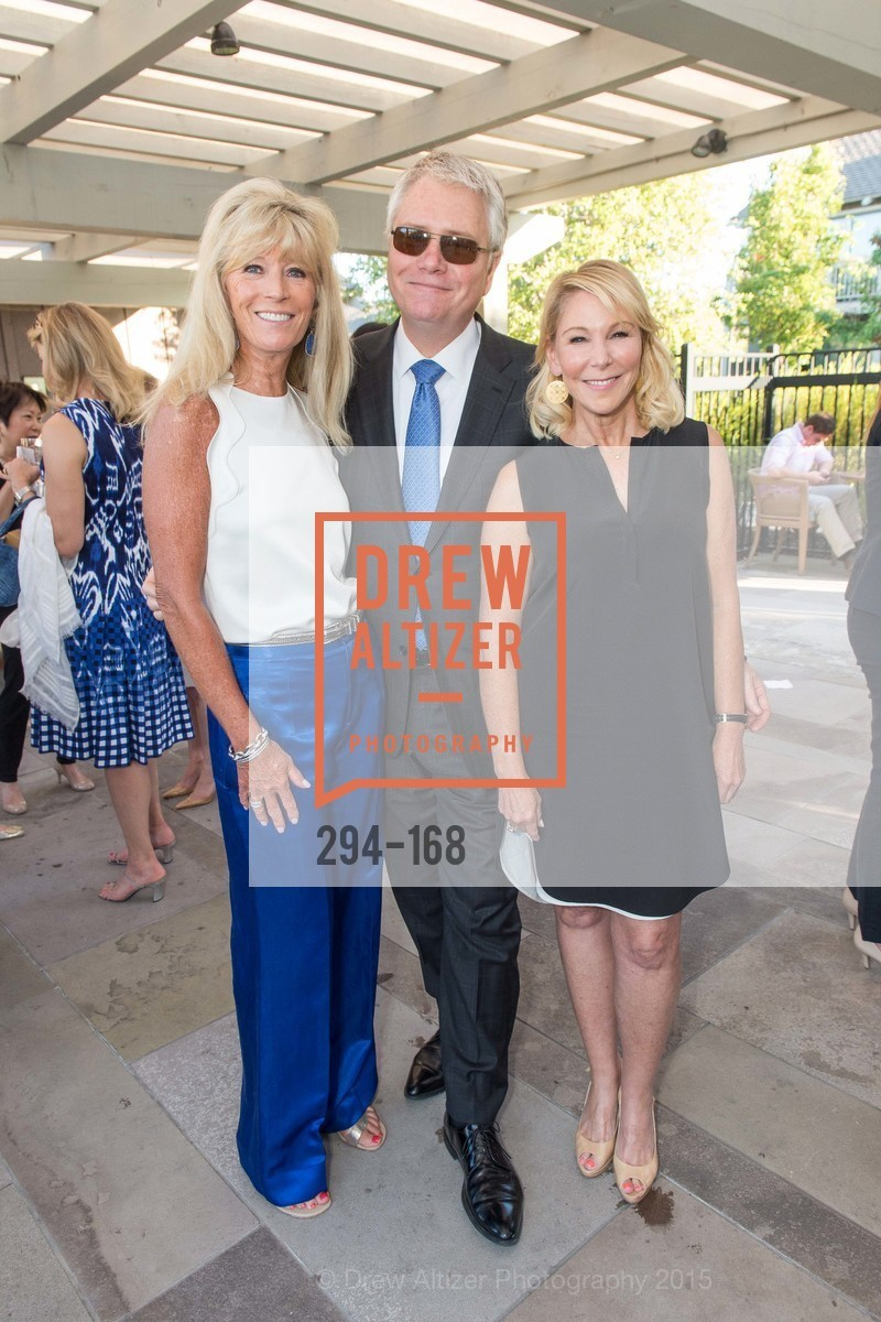 Susan Martin, Gary Guthrie, Terri Tiffany, Menlo Charity Horse Show Sponsor Party , Rosewood Resort and Spa. 190 Park Lane, June 15th, 2015,Drew Altizer, Drew Altizer Photography, full-service agency, private events, San Francisco photographer, photographer california