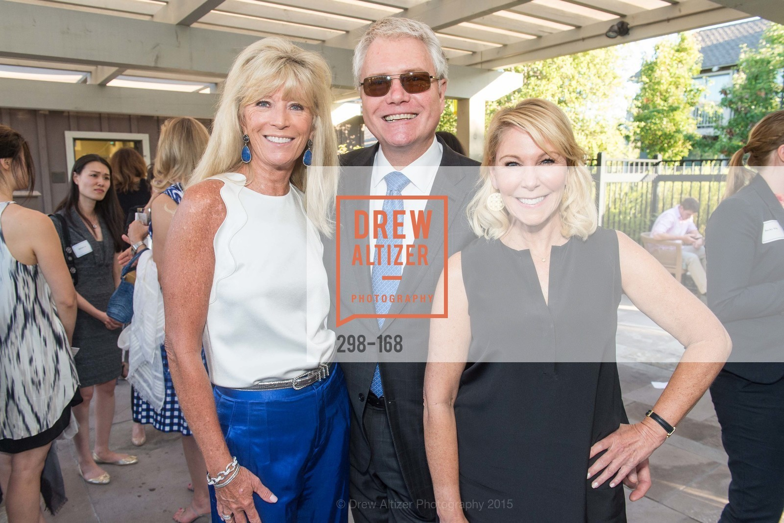 Susan Martin, Gary Guthrie, Terri Tiffany, Menlo Charity Horse Show Sponsor Party , Rosewood Resort and Spa. 190 Park Lane, June 15th, 2015,Drew Altizer, Drew Altizer Photography, full-service event agency, private events, San Francisco photographer, photographer California