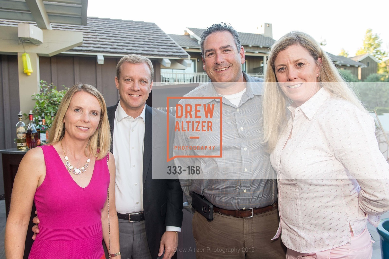 Sandee Archer, Tim Archer, Dave Norris, Nicole Bloom, Menlo Charity Horse Show Sponsor Party , Rosewood Resort and Spa. 190 Park Lane, June 15th, 2015,Drew Altizer, Drew Altizer Photography, full-service agency, private events, San Francisco photographer, photographer california