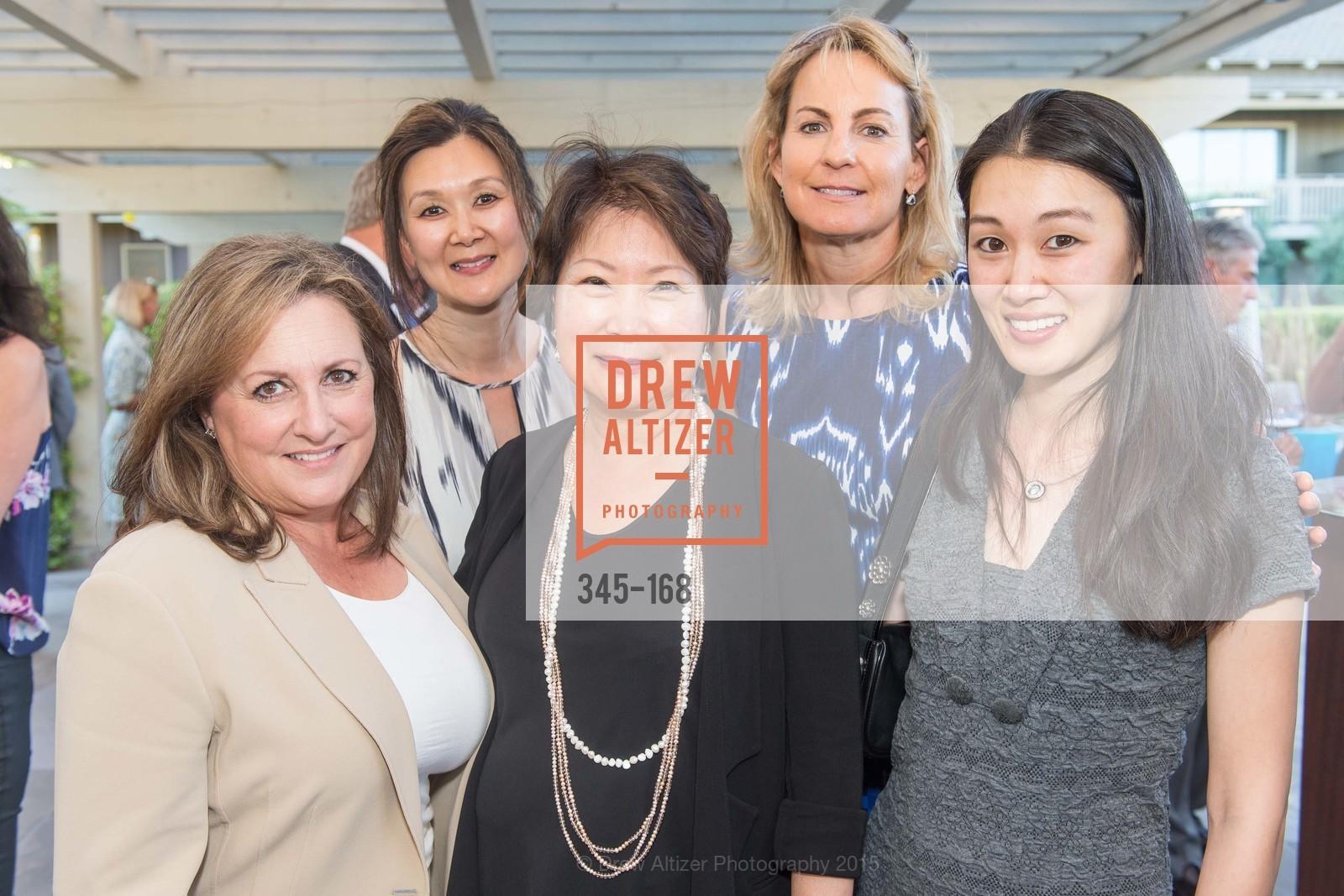Perri Guthrie, Lavinia Branden, Rita Yang, Catherine Harvey, Melissa Liu, Photo #345-168