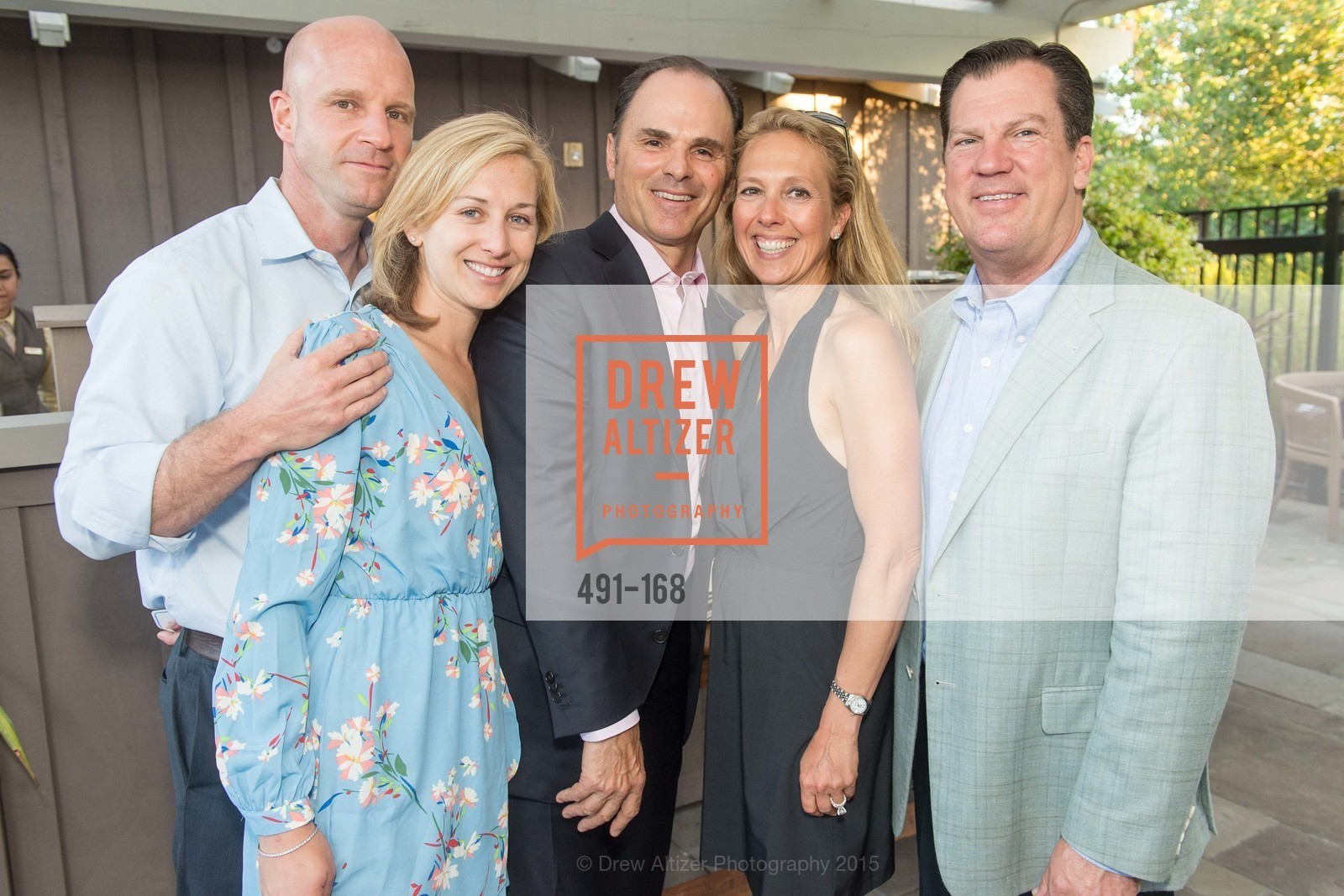 Dean Filpowicz, Kelly Deytoonian, Don DeFranco, Juno Szalay, Paul Stickland, Menlo Charity Horse Show Sponsor Party , Rosewood Resort and Spa. 190 Park Lane, June 15th, 2015,Drew Altizer, Drew Altizer Photography, full-service agency, private events, San Francisco photographer, photographer california
