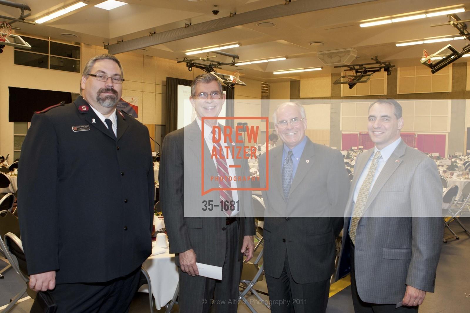 Envoy Roger McCort, Bert Decker, John McKnight, Photo #35-1681