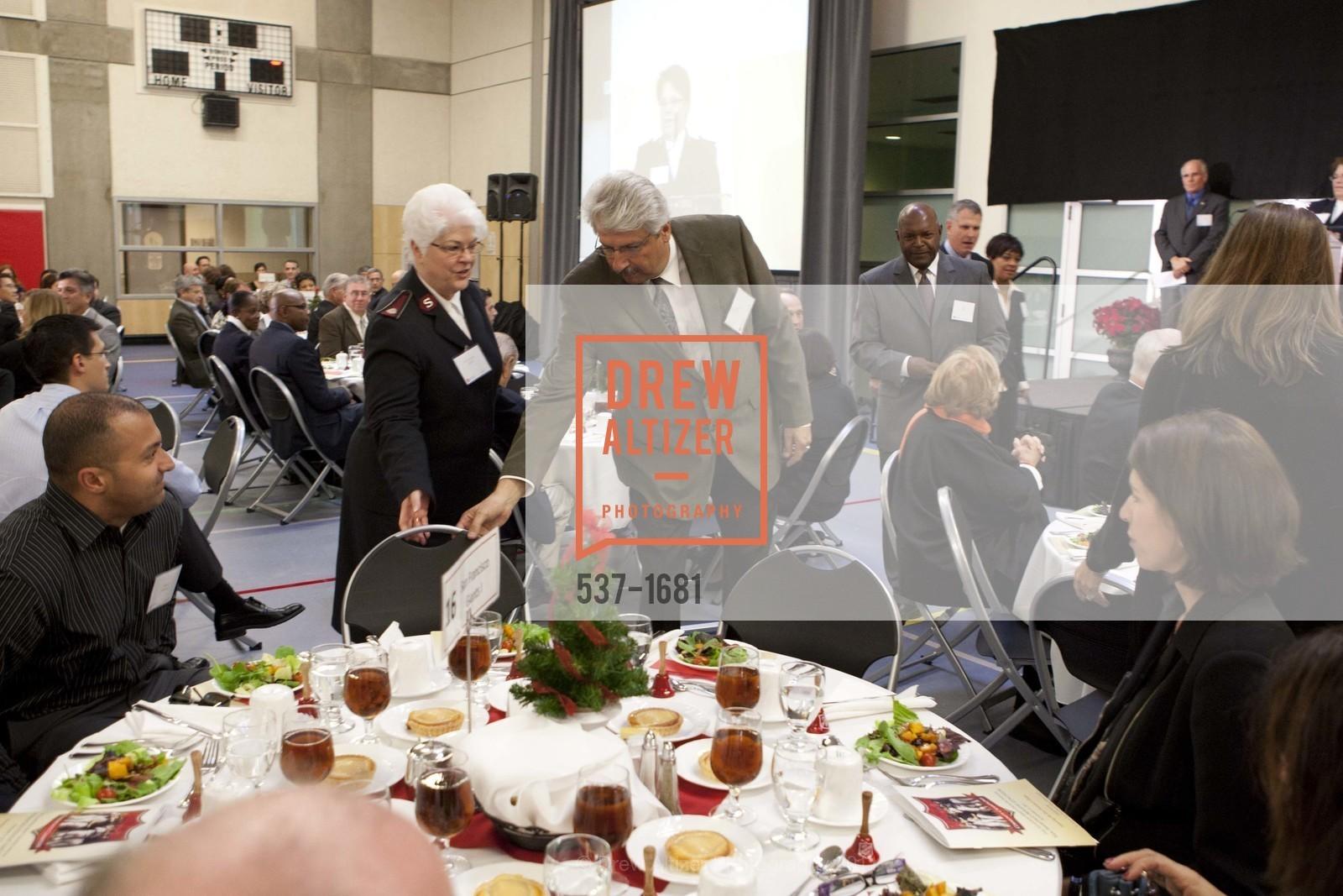 Lt. Col Judy Smith, Bill Laskey, Photo #537-1681