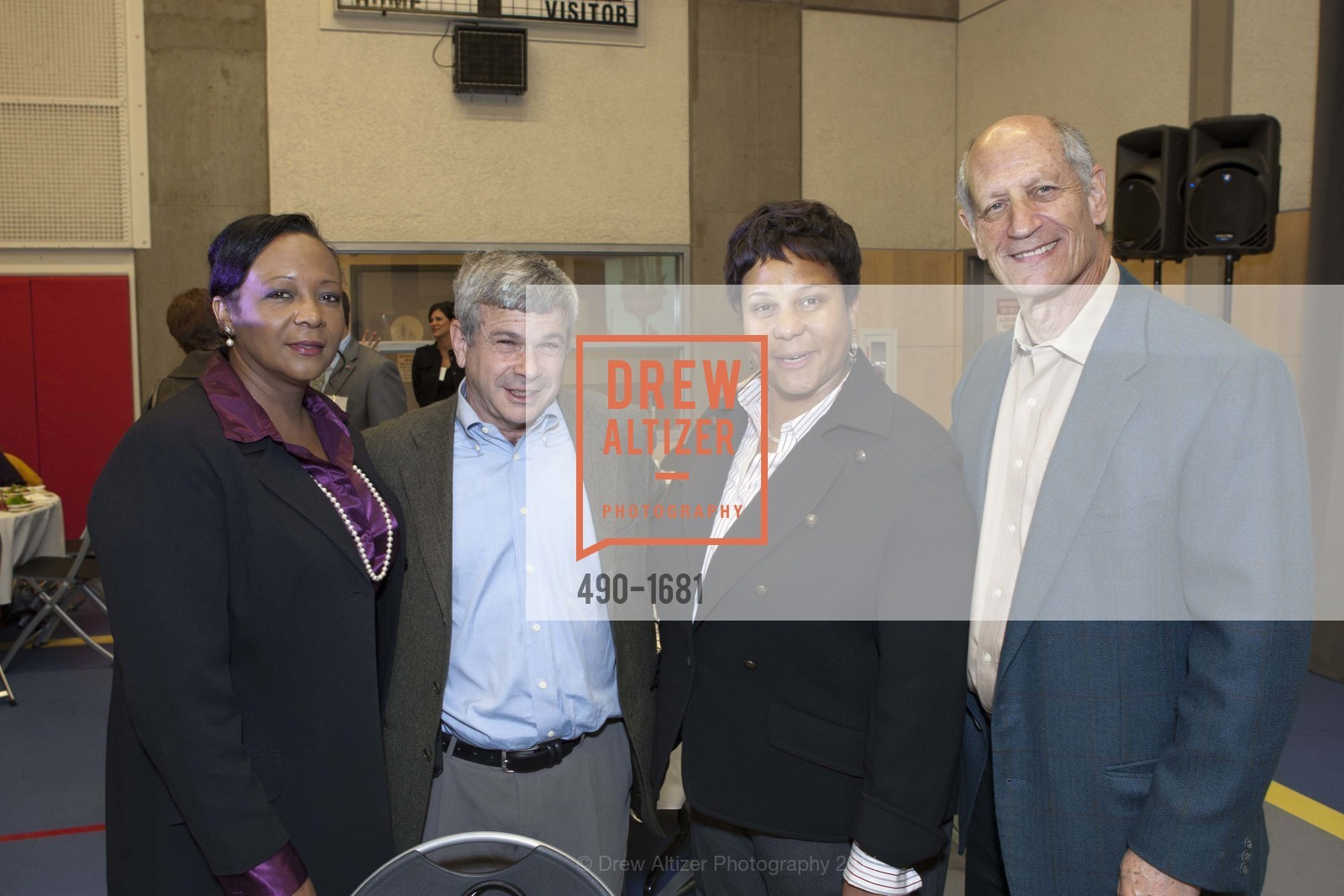 Gail Spears, RIchard Veleson, Janet Spears, Dolph Spiro, Photo #490-1681