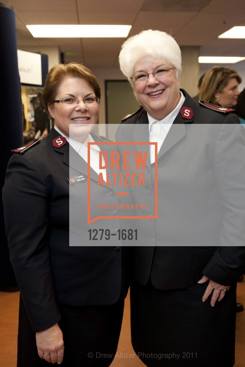 Lt. Colonel Marcia Smith, Lt. Colonel Judy Smith, Photo #1279-1681
