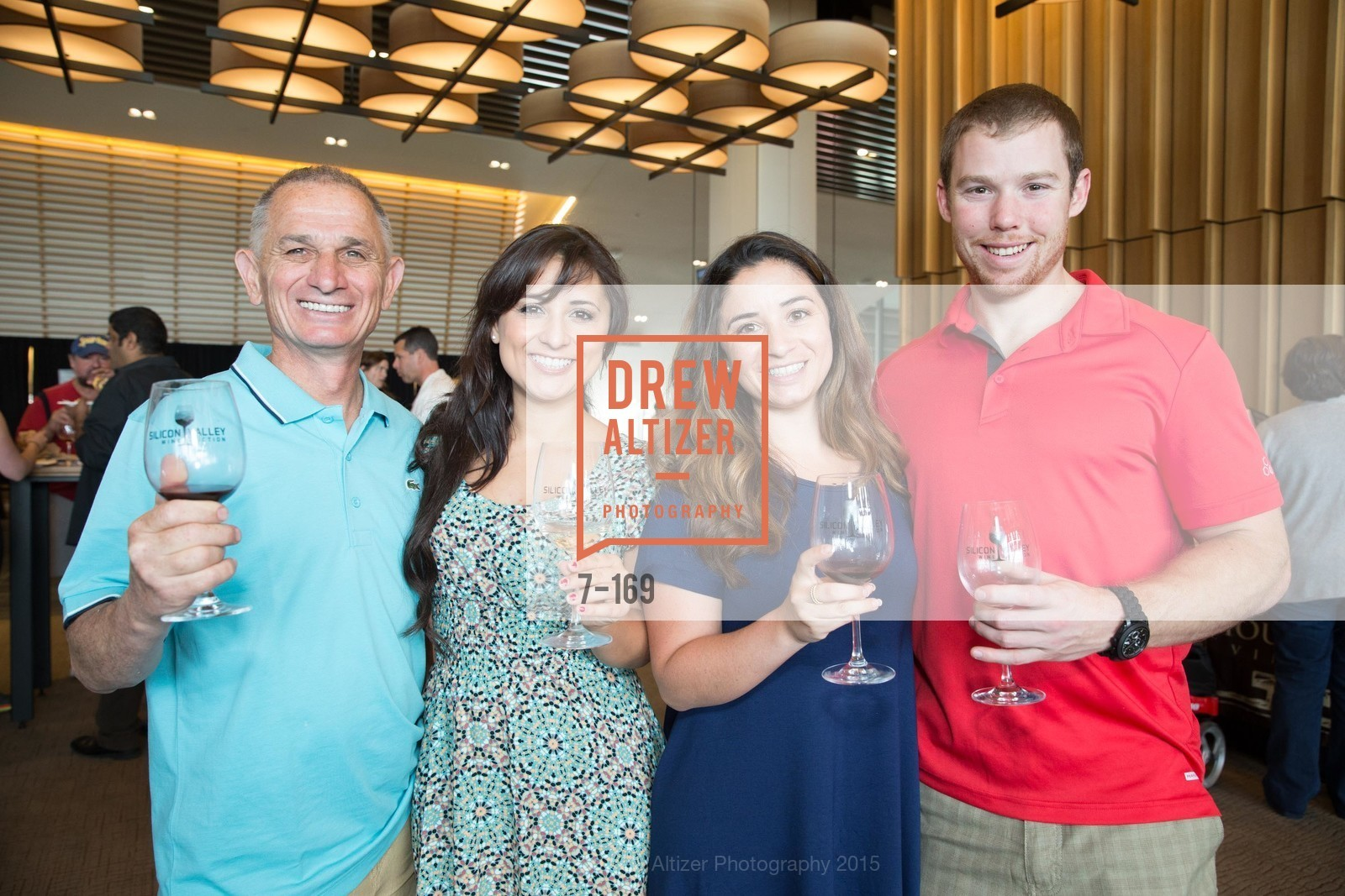 Bill Locklar, Erica Locklar, Danielle Reyes, Grady Espinosa, Silicon Valley Wine Auction Benefiting Silicon Valley Education Foundation, Levi's Stadium. 4900 Marie P. DeBartolo Way, June 19th, 2015,Drew Altizer, Drew Altizer Photography, full-service agency, private events, San Francisco photographer, photographer california