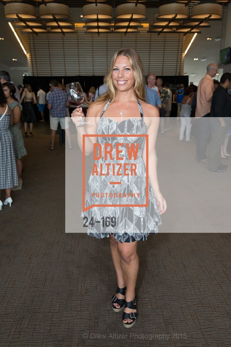 Jenny Mehmidic, Silicon Valley Wine Auction Benefiting Silicon Valley Education Foundation, Levi's Stadium. 4900 Marie P. DeBartolo Way, June 19th, 2015,Drew Altizer, Drew Altizer Photography, full-service agency, private events, San Francisco photographer, photographer california