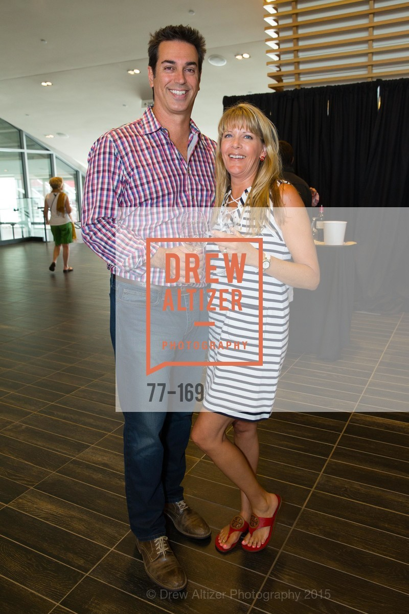 Todd Kaiser, Lynn Kaiser, Silicon Valley Wine Auction Benefiting Silicon Valley Education Foundation, Levi's Stadium. 4900 Marie P. DeBartolo Way, June 19th, 2015,Drew Altizer, Drew Altizer Photography, full-service agency, private events, San Francisco photographer, photographer california