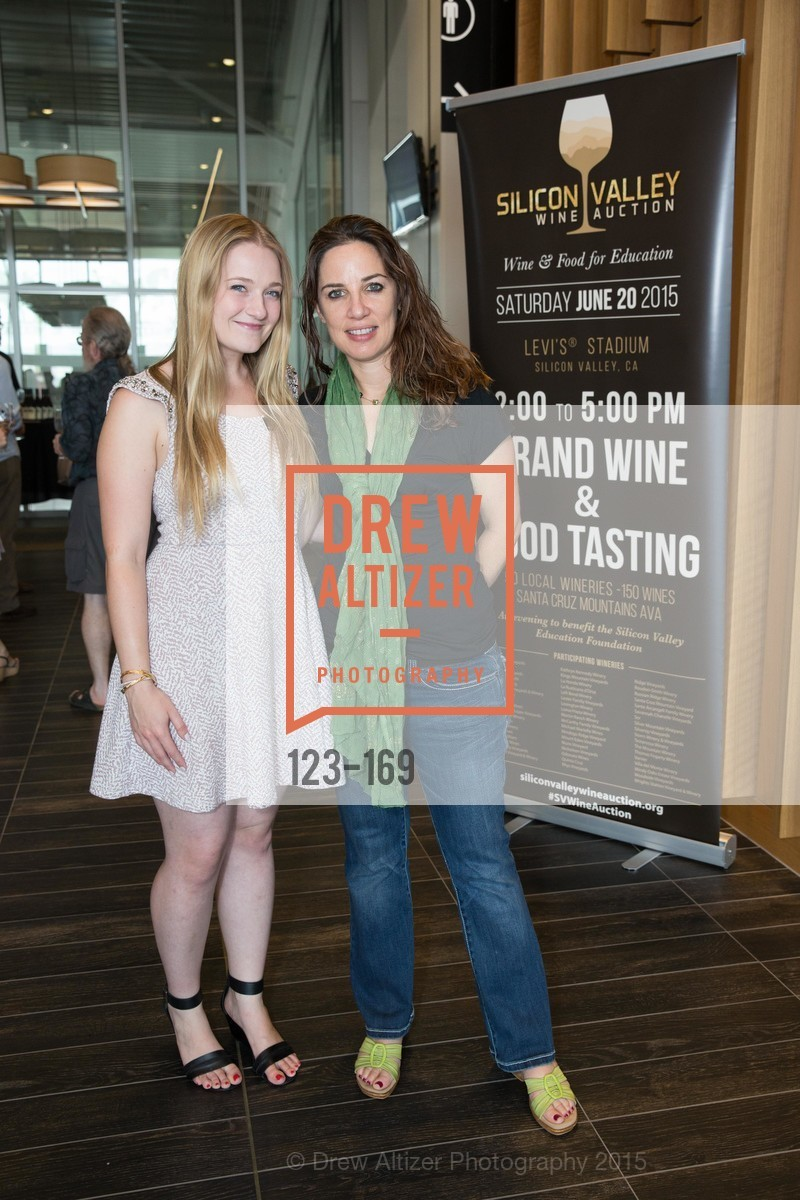 Nicole Berge, Orli Jaffe, Silicon Valley Wine Auction Benefiting Silicon Valley Education Foundation, Levi's Stadium. 4900 Marie P. DeBartolo Way, June 19th, 2015,Drew Altizer, Drew Altizer Photography, full-service agency, private events, San Francisco photographer, photographer california
