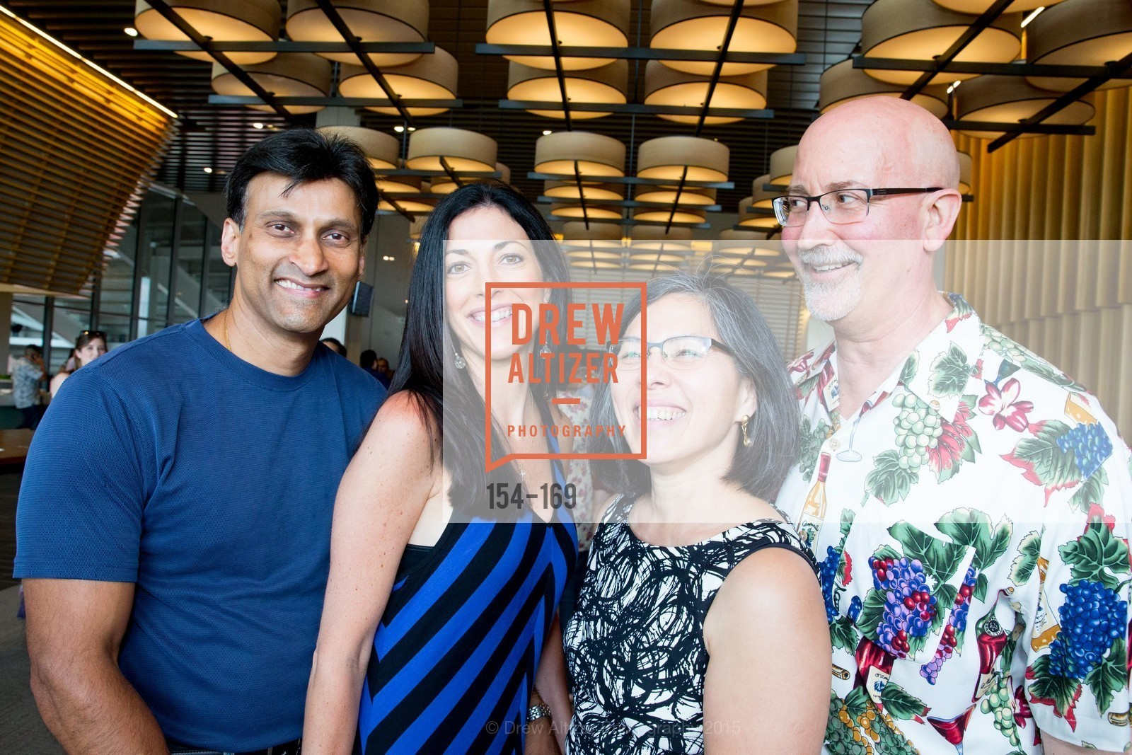 Ninad Dabadghad, Suzanne Dabadghad, Rosemary Kamei, Tom Dailey, Silicon Valley Wine Auction Benefiting Silicon Valley Education Foundation, Levi's Stadium. 4900 Marie P. DeBartolo Way, June 19th, 2015,Drew Altizer, Drew Altizer Photography, full-service agency, private events, San Francisco photographer, photographer california
