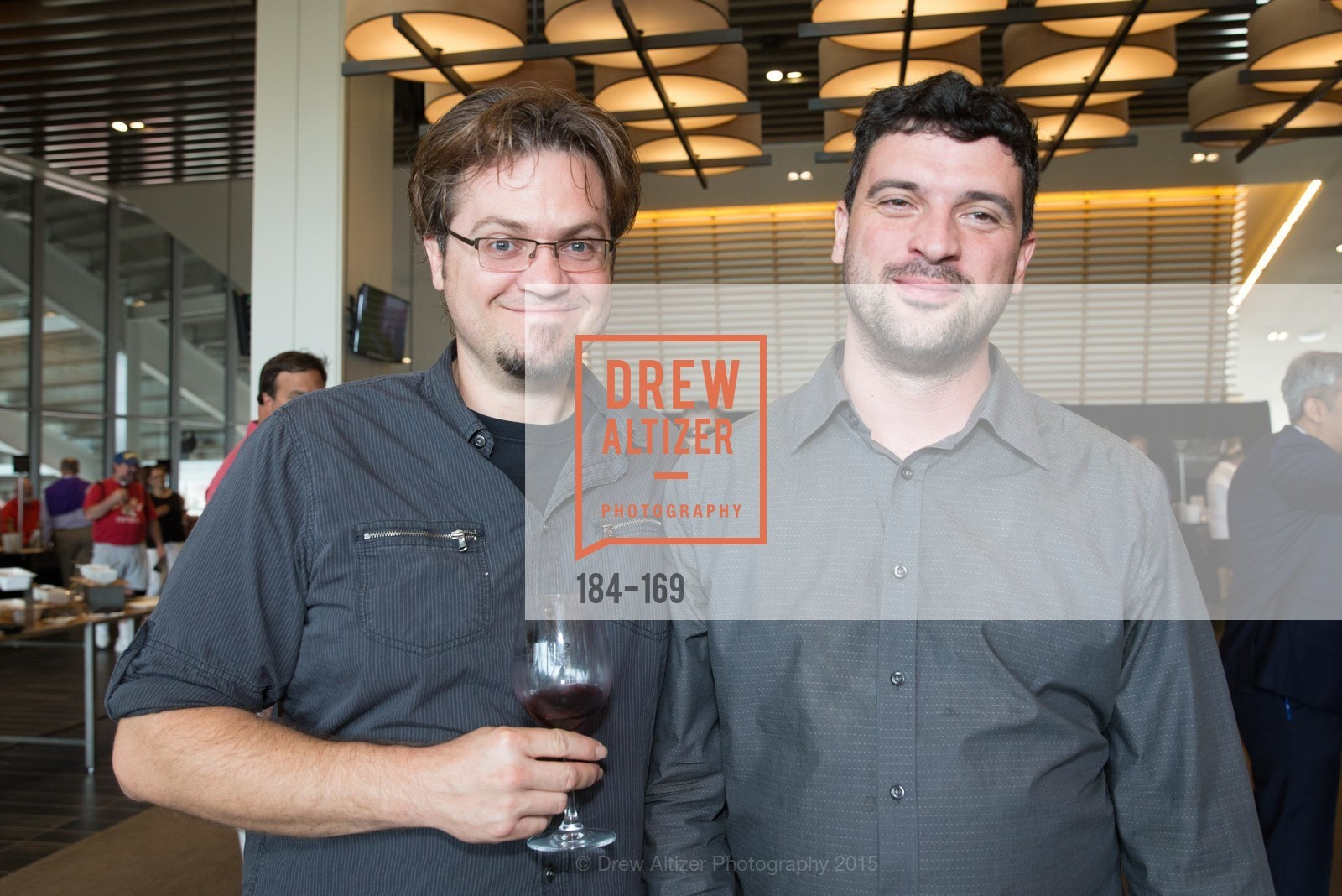 Adam Winkel, Chris Freeman, Silicon Valley Wine Auction Benefiting Silicon Valley Education Foundation, Levi's Stadium. 4900 Marie P. DeBartolo Way, June 19th, 2015,Drew Altizer, Drew Altizer Photography, full-service agency, private events, San Francisco photographer, photographer california