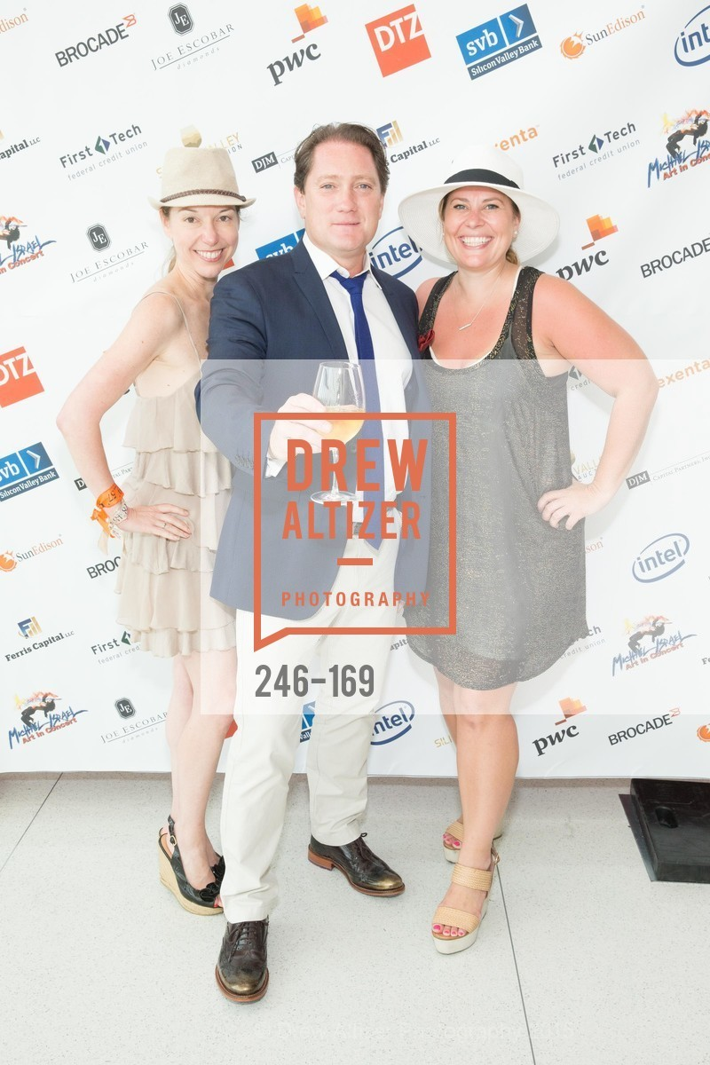 Alex Skillman, Liam Mayclem, Lindsey Stevens, Silicon Valley Wine Auction Benefiting Silicon Valley Education Foundation, Levi's Stadium. 4900 Marie P. DeBartolo Way, June 19th, 2015,Drew Altizer, Drew Altizer Photography, full-service agency, private events, San Francisco photographer, photographer california