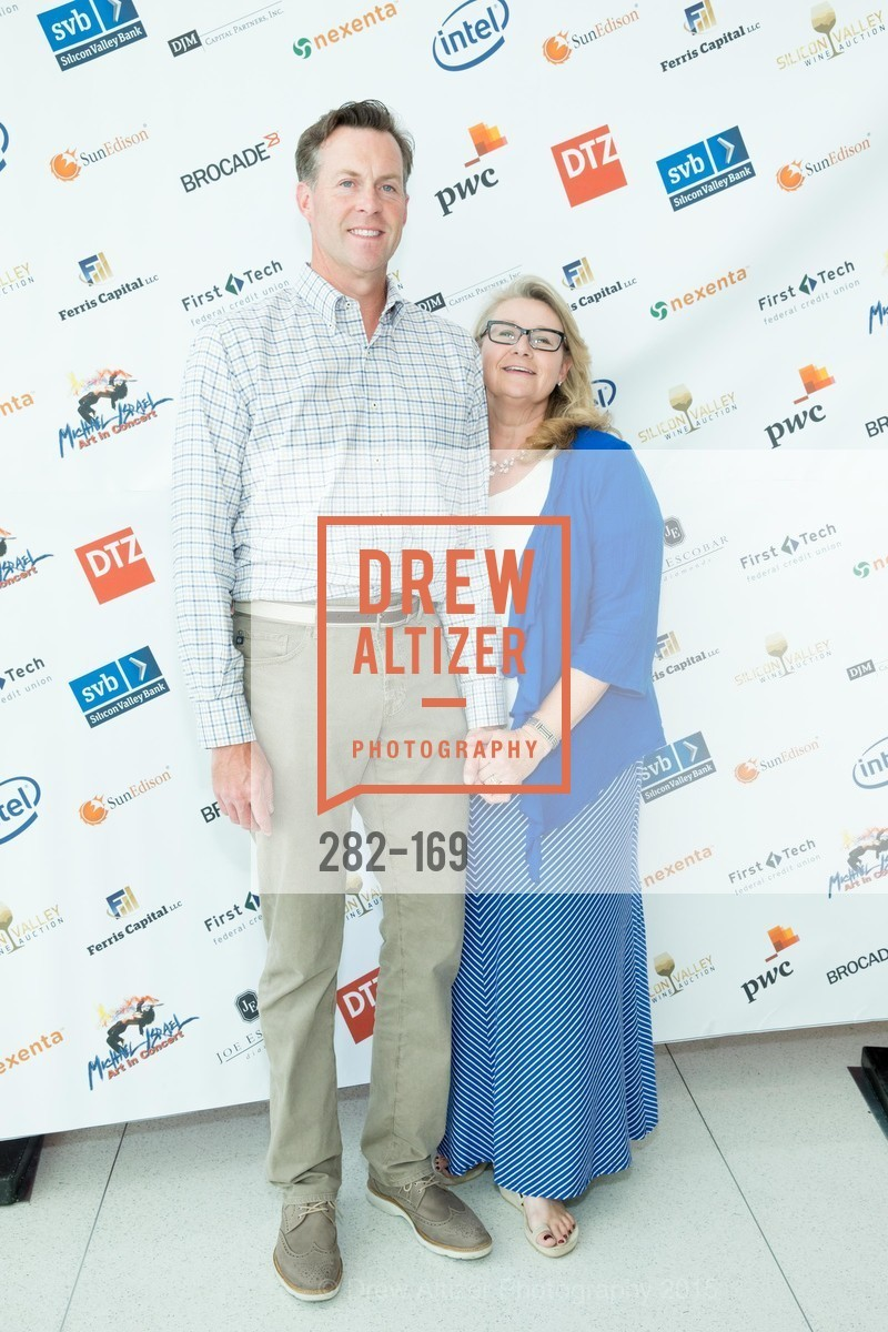Jim French, Ann French, Silicon Valley Wine Auction Benefiting Silicon Valley Education Foundation, Levi's Stadium. 4900 Marie P. DeBartolo Way, June 19th, 2015,Drew Altizer, Drew Altizer Photography, full-service agency, private events, San Francisco photographer, photographer california