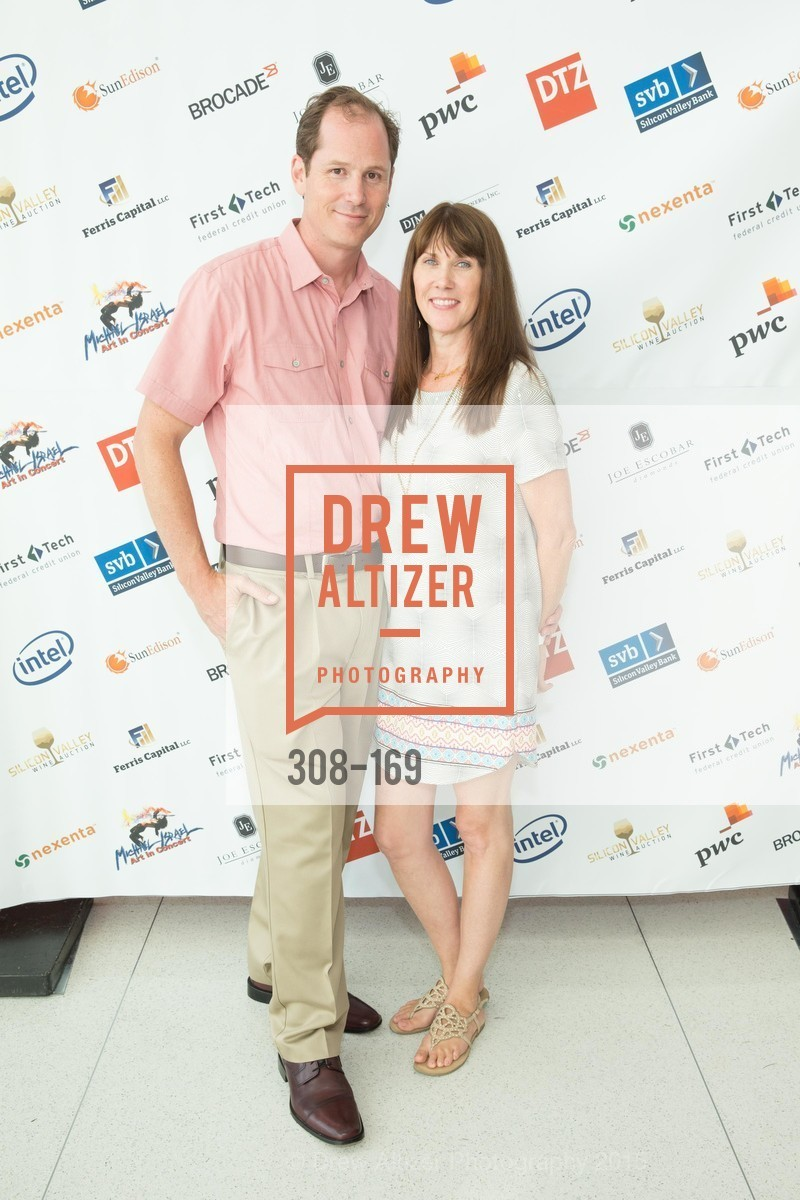 Josh Metz, Megan Metz, Silicon Valley Wine Auction Benefiting Silicon Valley Education Foundation, Levi's Stadium. 4900 Marie P. DeBartolo Way, June 19th, 2015,Drew Altizer, Drew Altizer Photography, full-service agency, private events, San Francisco photographer, photographer california
