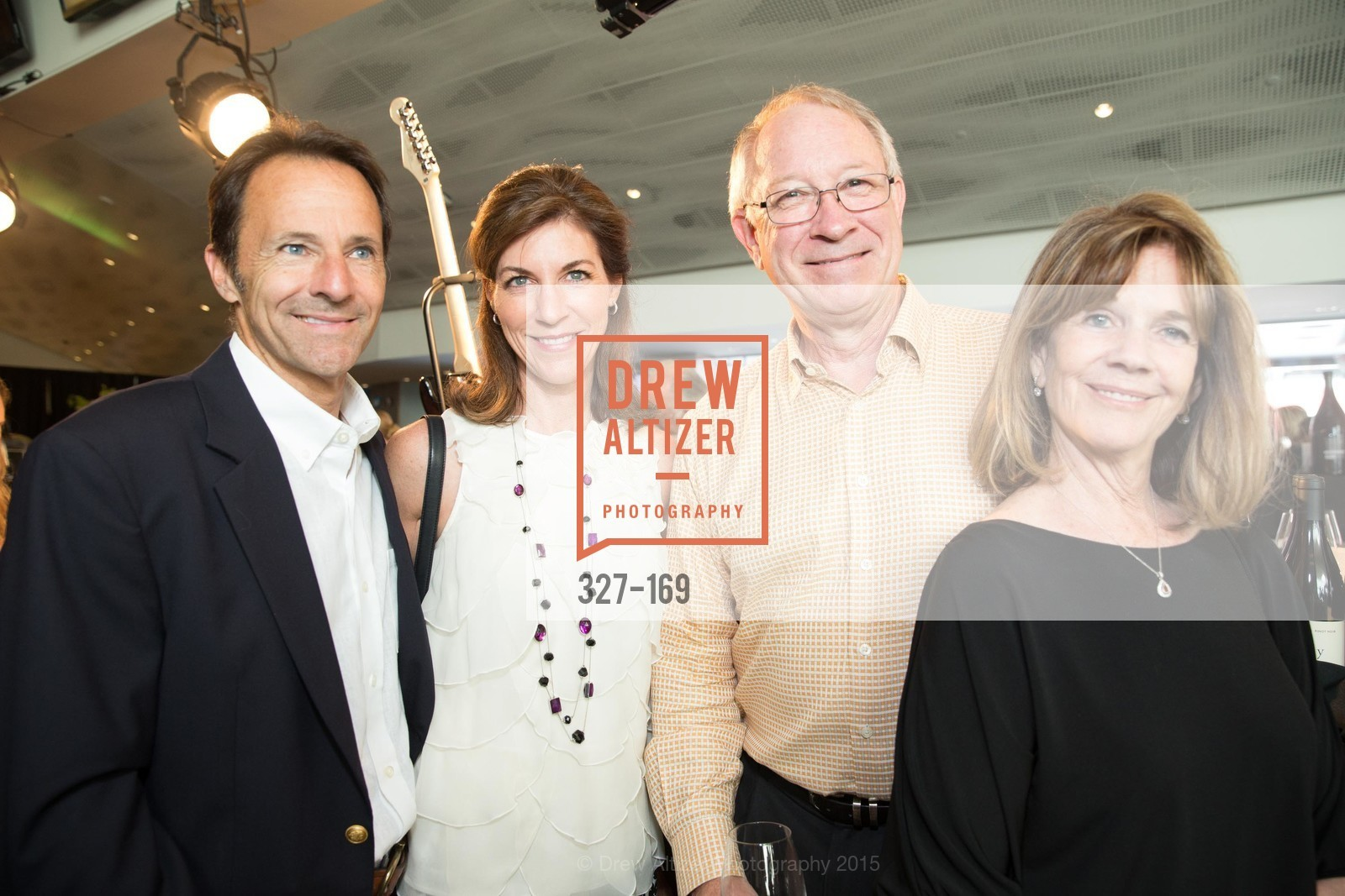 Tim Bussey, Patty Hanford, Jeff Black, Cathy Black, Silicon Valley Wine Auction Benefiting Silicon Valley Education Foundation, Levi's Stadium. 4900 Marie P. DeBartolo Way, June 19th, 2015