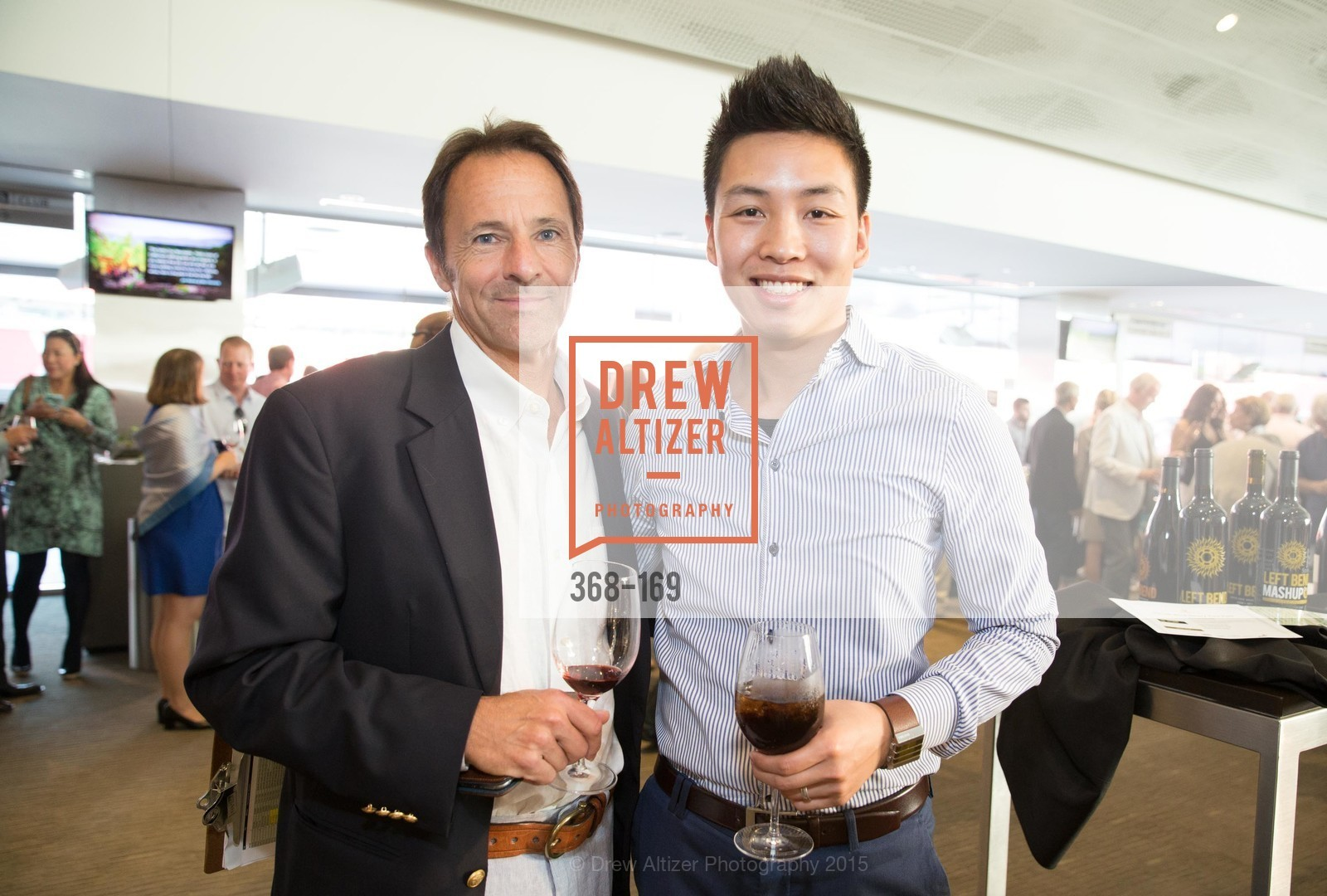 Tim Bussey, Nho Lam, Silicon Valley Wine Auction Benefiting Silicon Valley Education Foundation, Levi's Stadium. 4900 Marie P. DeBartolo Way, June 19th, 2015,Drew Altizer, Drew Altizer Photography, full-service event agency, private events, San Francisco photographer, photographer California
