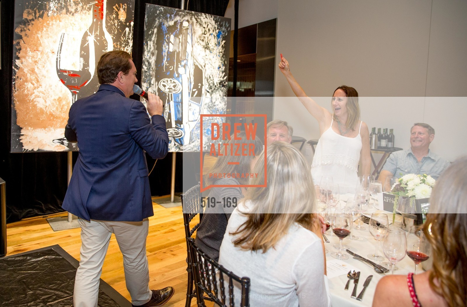 Liam Mayclem, Dawn Simone, Silicon Valley Wine Auction Benefiting Silicon Valley Education Foundation, Levi's Stadium. 4900 Marie P. DeBartolo Way, June 19th, 2015,Drew Altizer, Drew Altizer Photography, full-service agency, private events, San Francisco photographer, photographer california