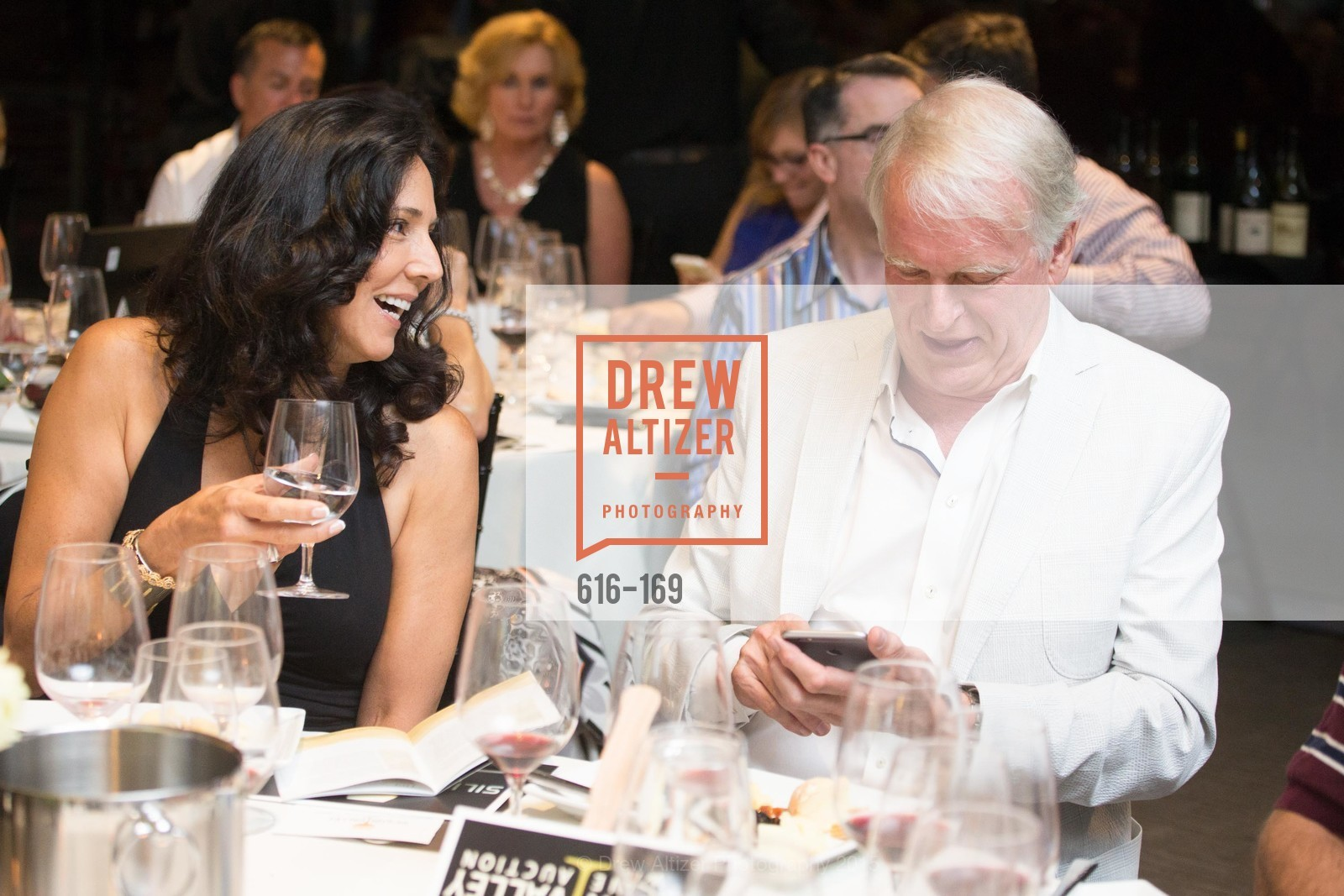 Devyani Kamdar, Dave House, Silicon Valley Wine Auction Benefiting Silicon Valley Education Foundation, Levi's Stadium. 4900 Marie P. DeBartolo Way, June 19th, 2015,Drew Altizer, Drew Altizer Photography, full-service agency, private events, San Francisco photographer, photographer california
