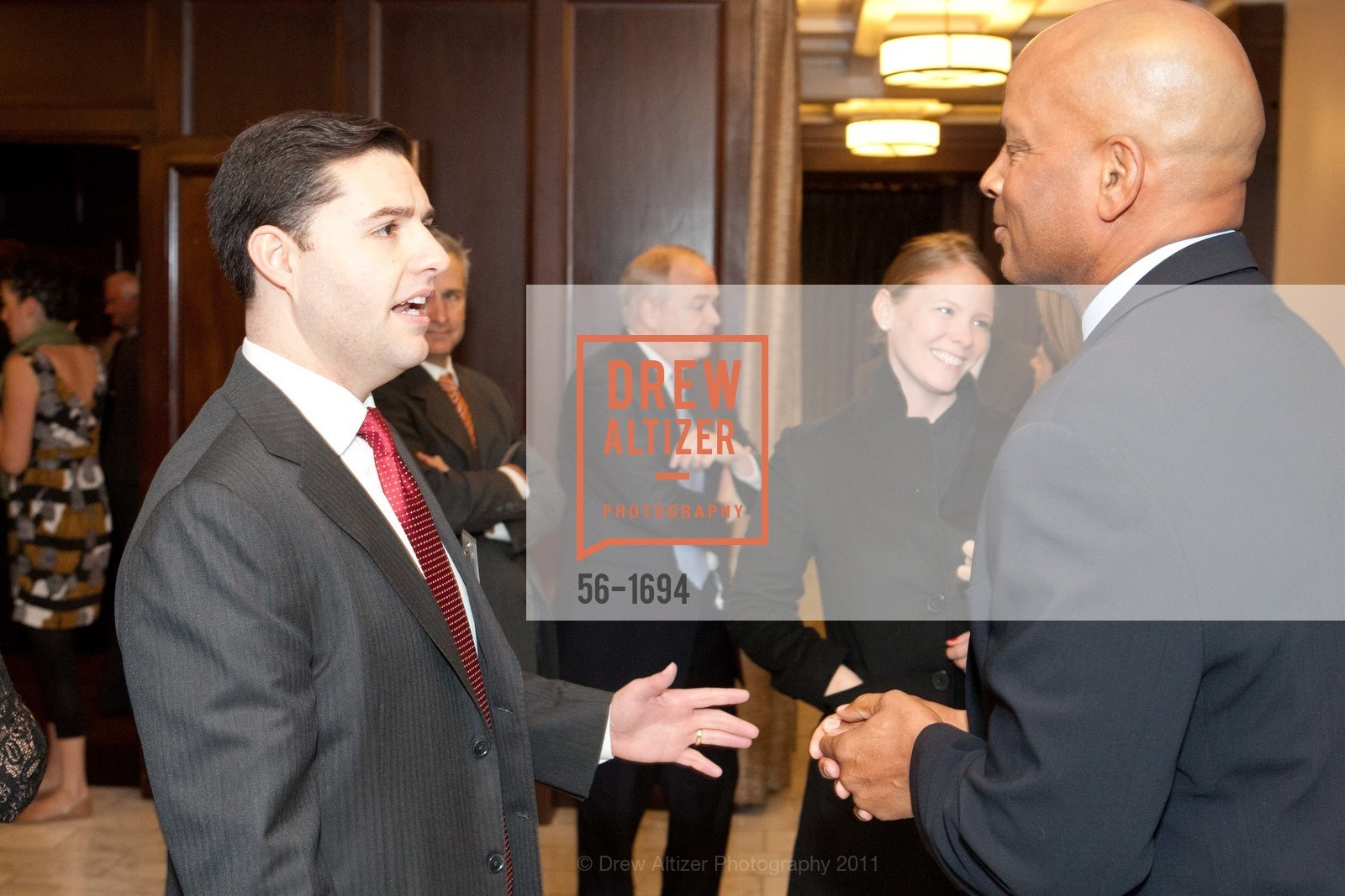 Jed York, Ronnie Lott, Photo #56-1694